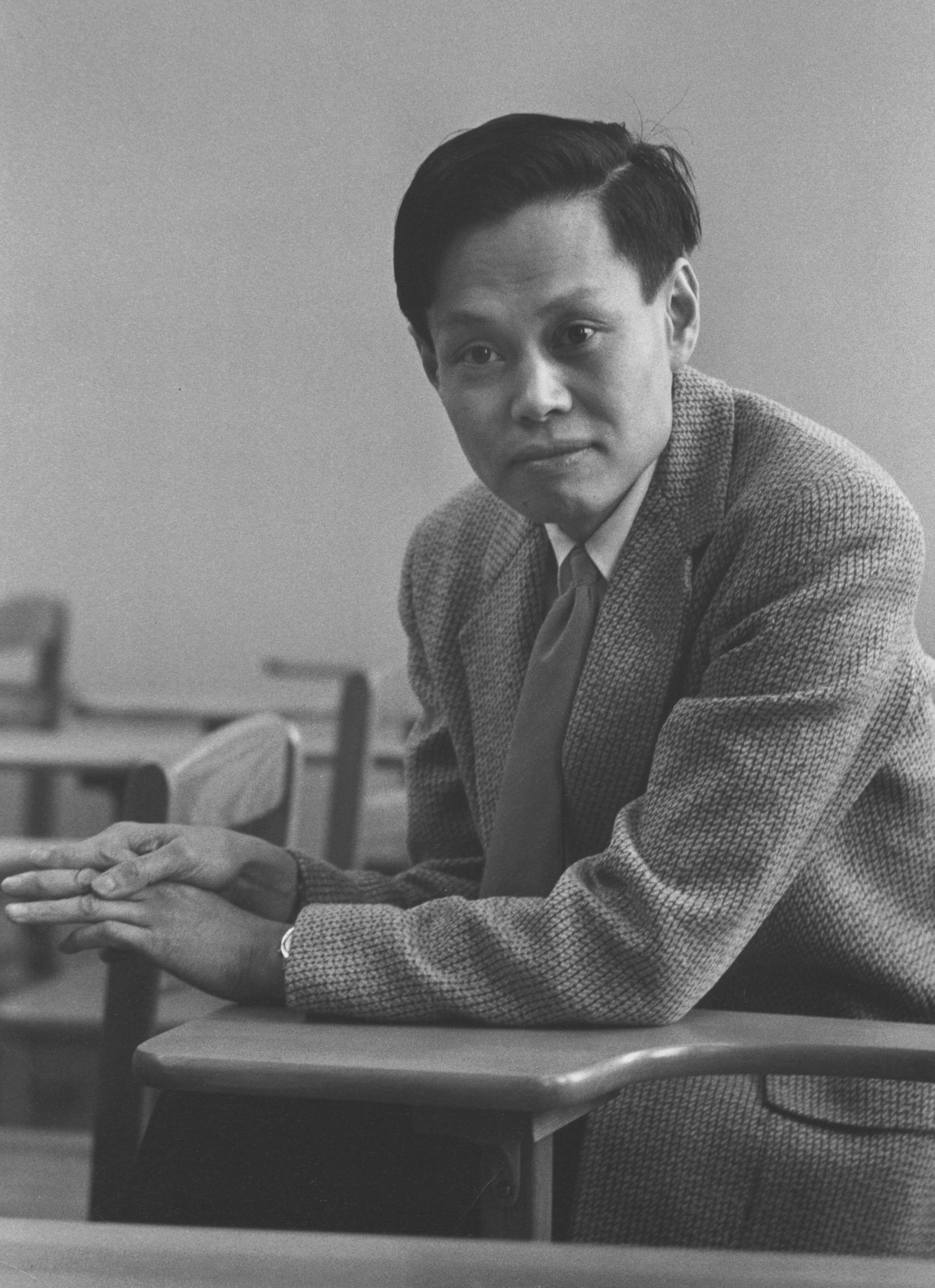 杨振宁教授