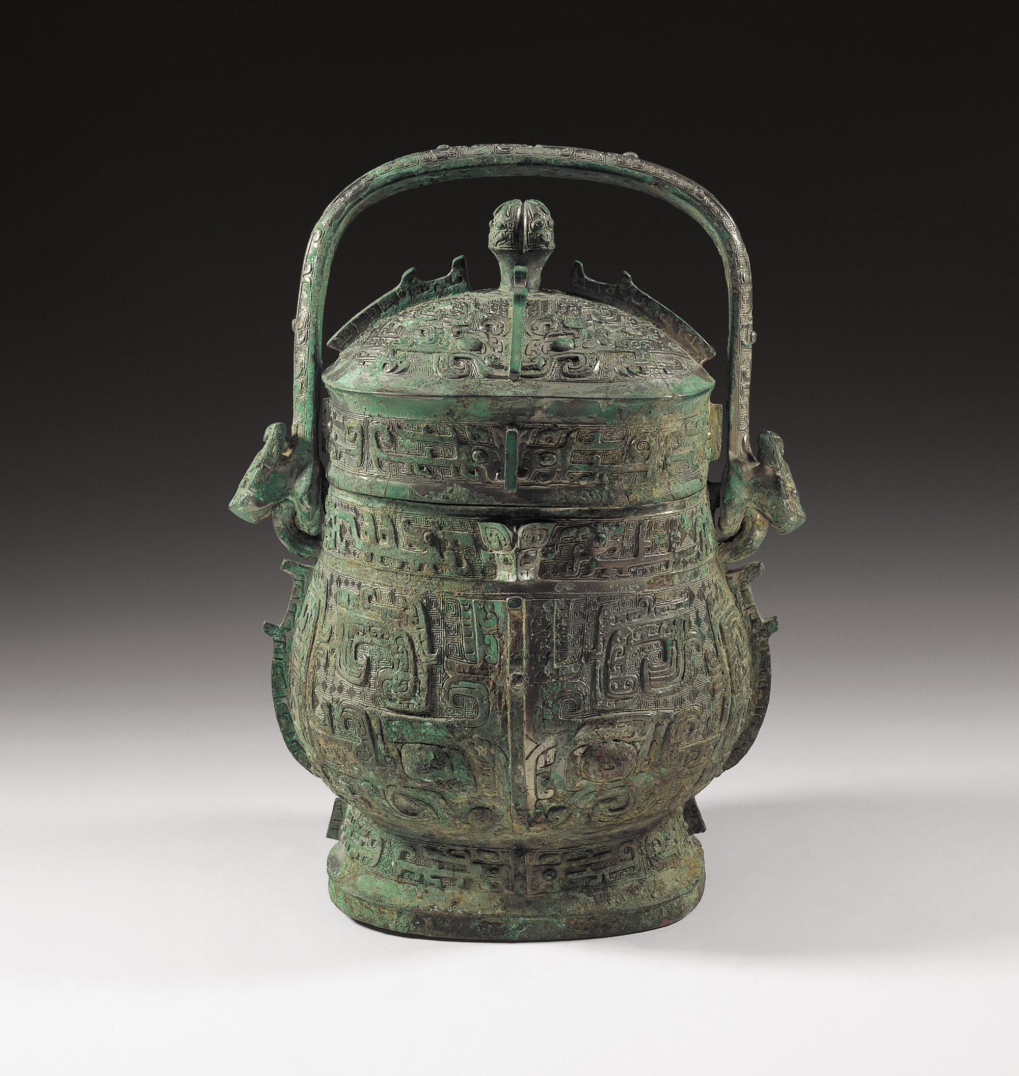 牛卣 西周早期(公元前11世纪)