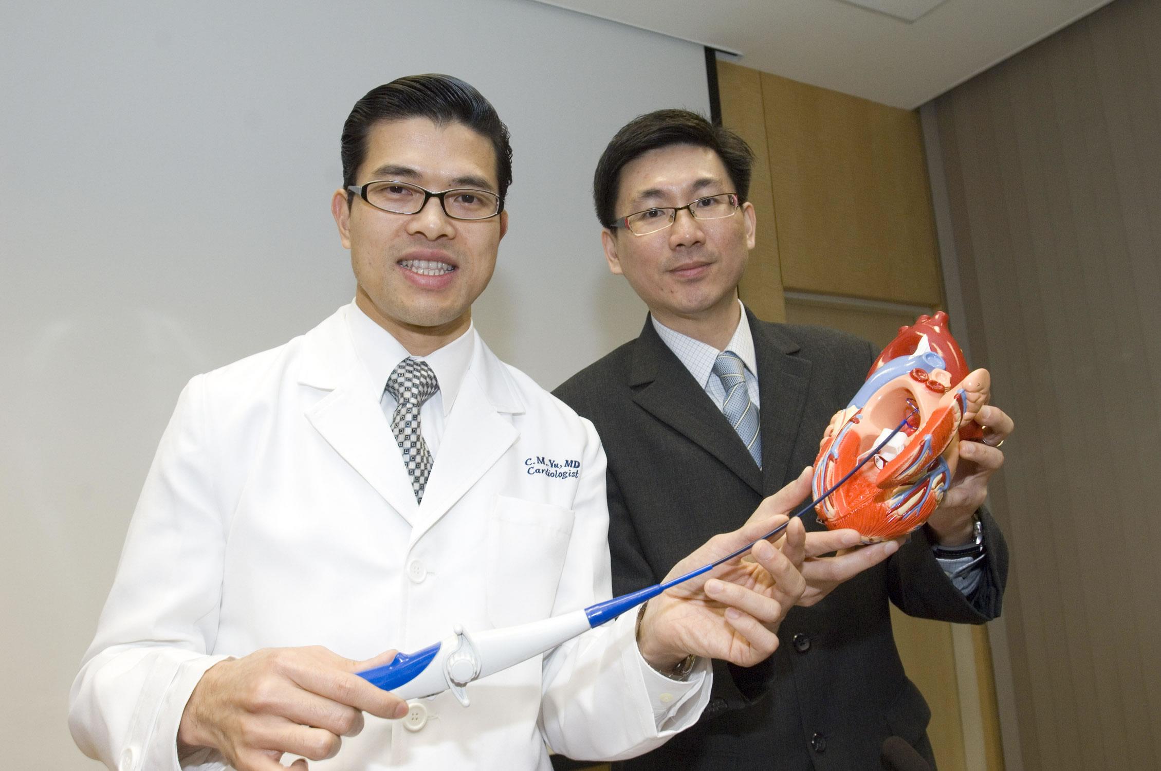 嶄新的射頻消融技術可治療心律不整