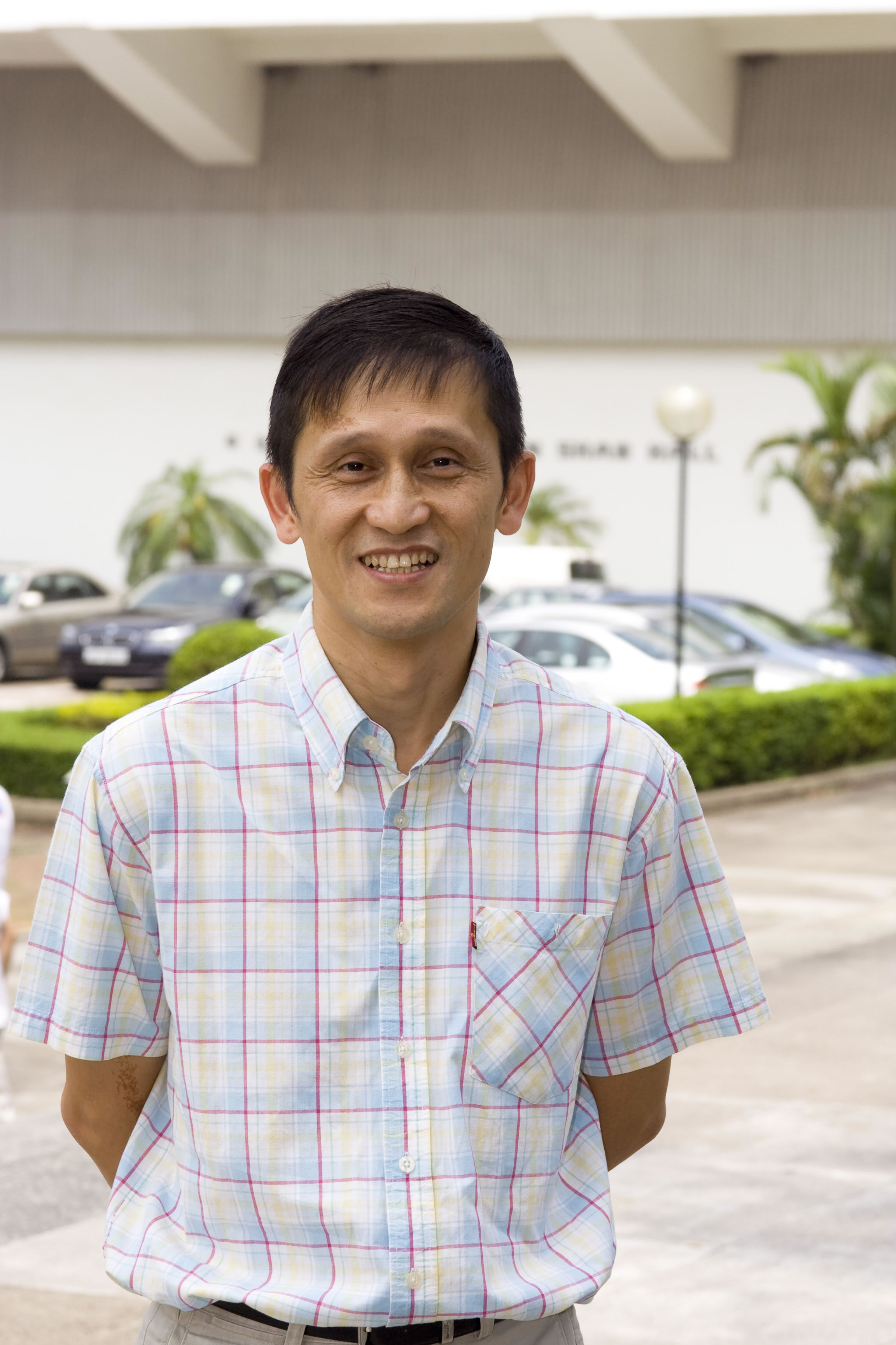 Professor JIANG Liwen, Department of Biology