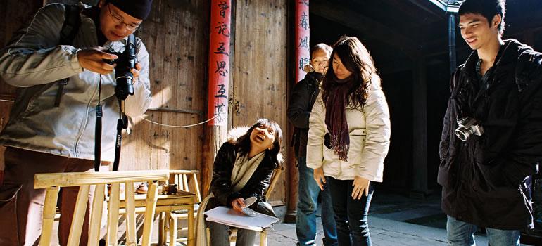 建築學院安排學生到內地作研究考察以擴闊視野