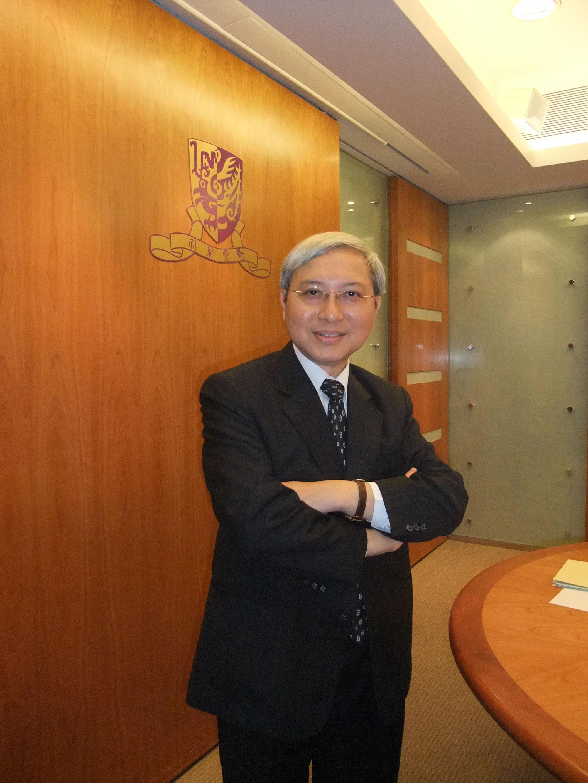 Prof. Liu Pak-wai