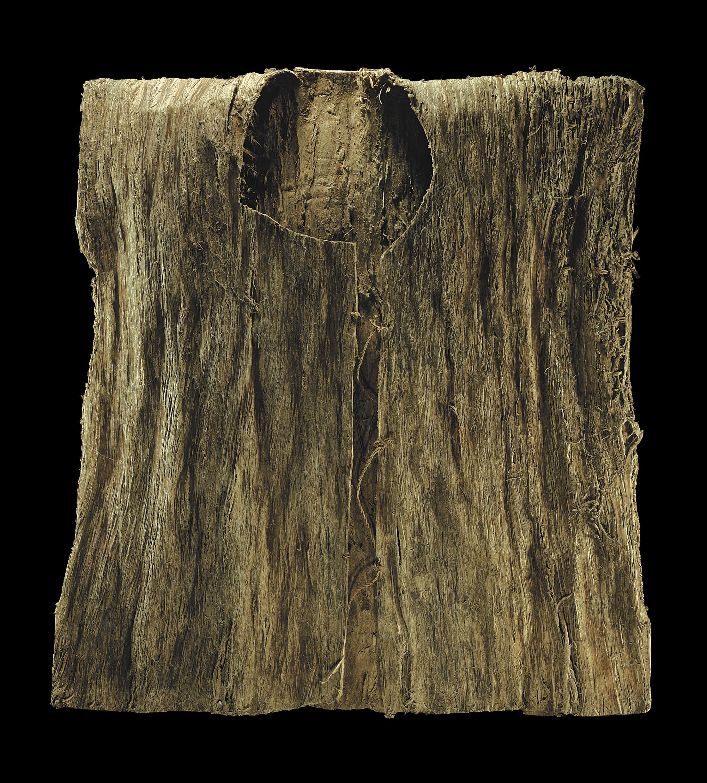海南黎族树皮衣