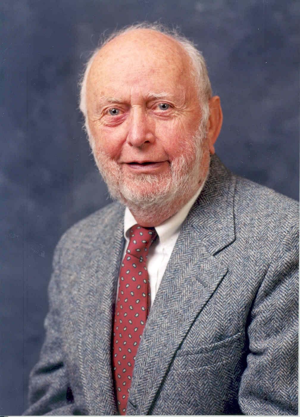 Professor Douglass C. North, 1993 Nobel Laureate in Economic Sciences