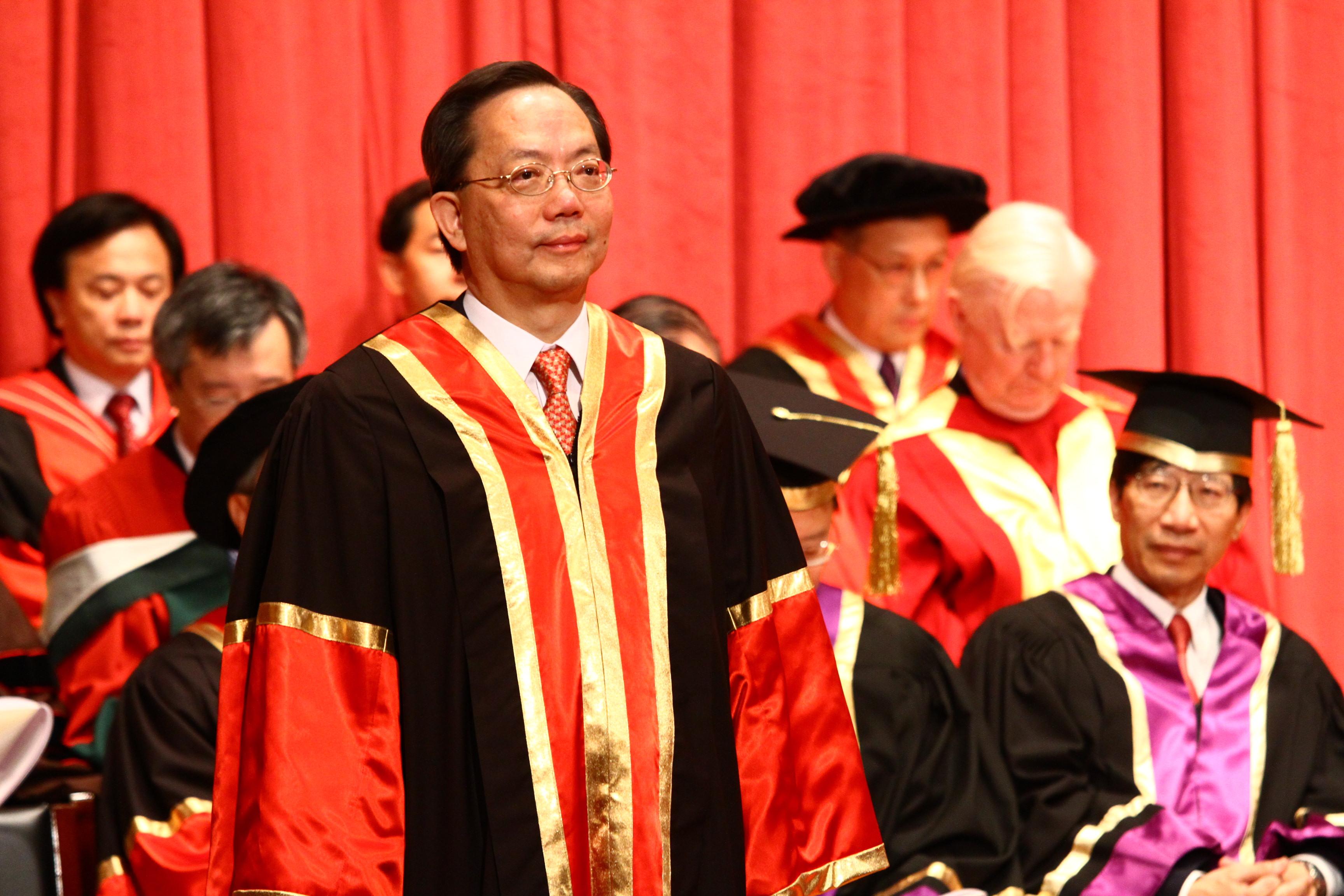 Mr. Leung Ying-wai Charles