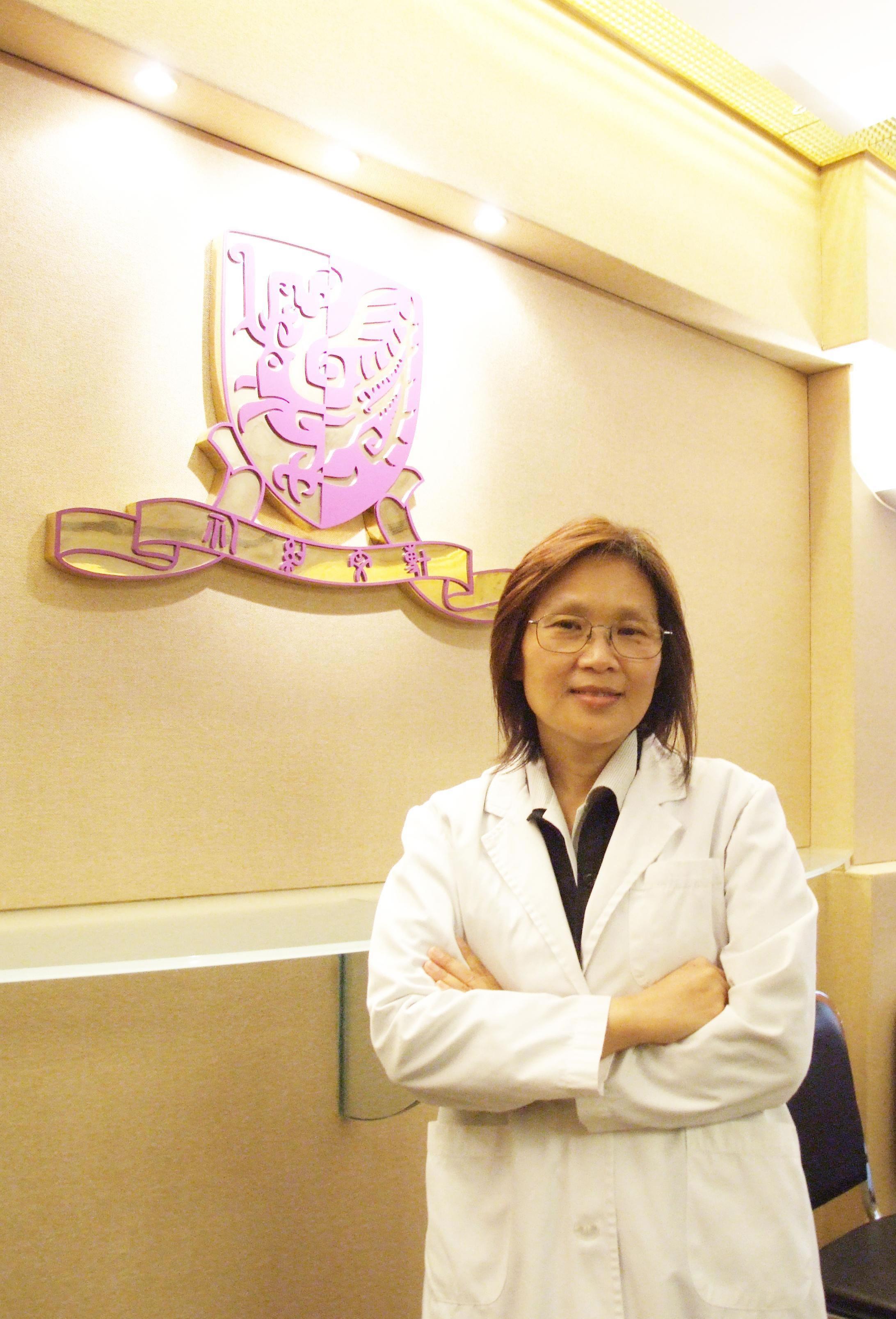 中大李嘉誠生理學講座教授兼上皮細胞生物學研究中心主任陳小章教授