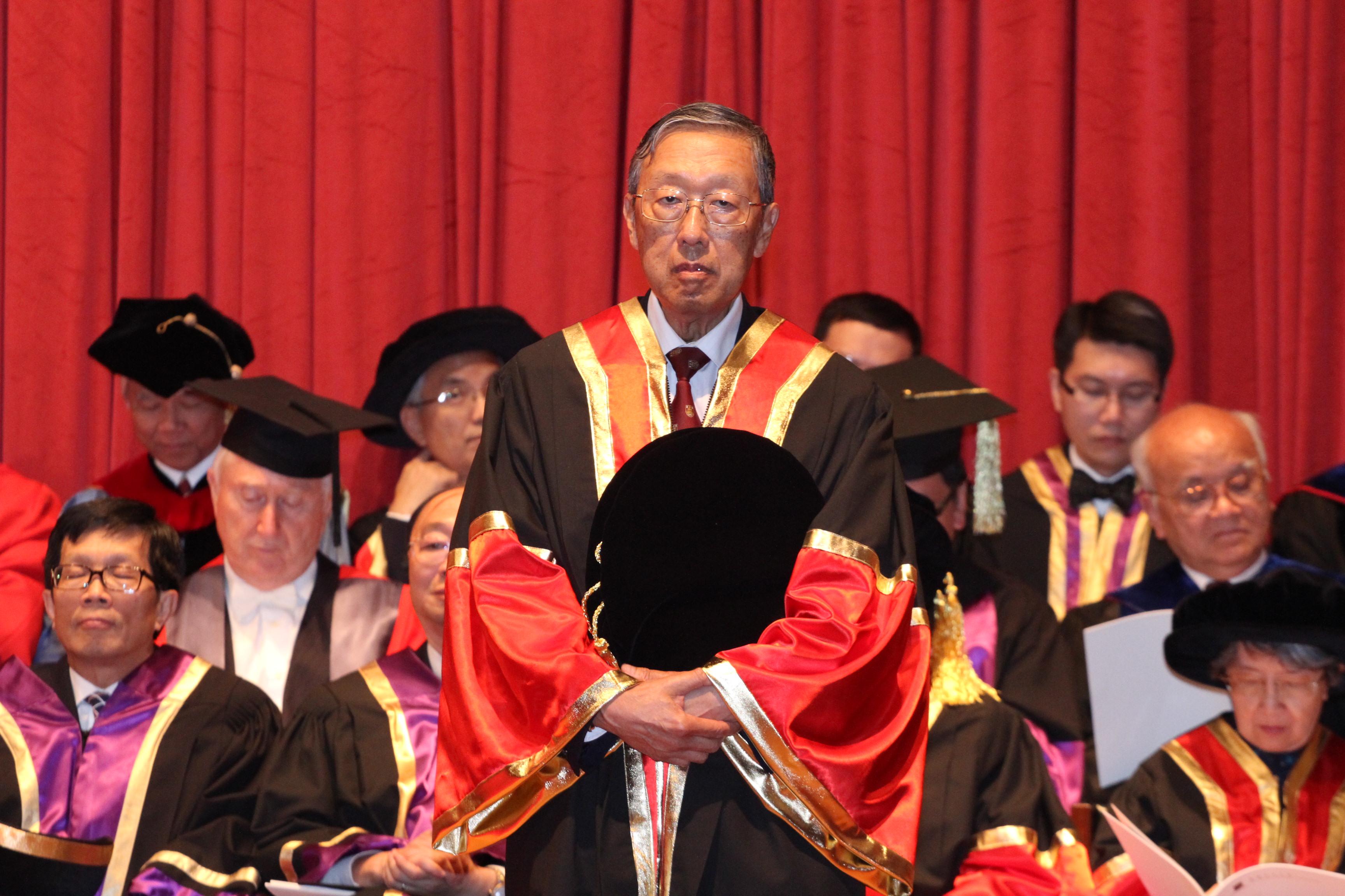 譚尚渭教授
