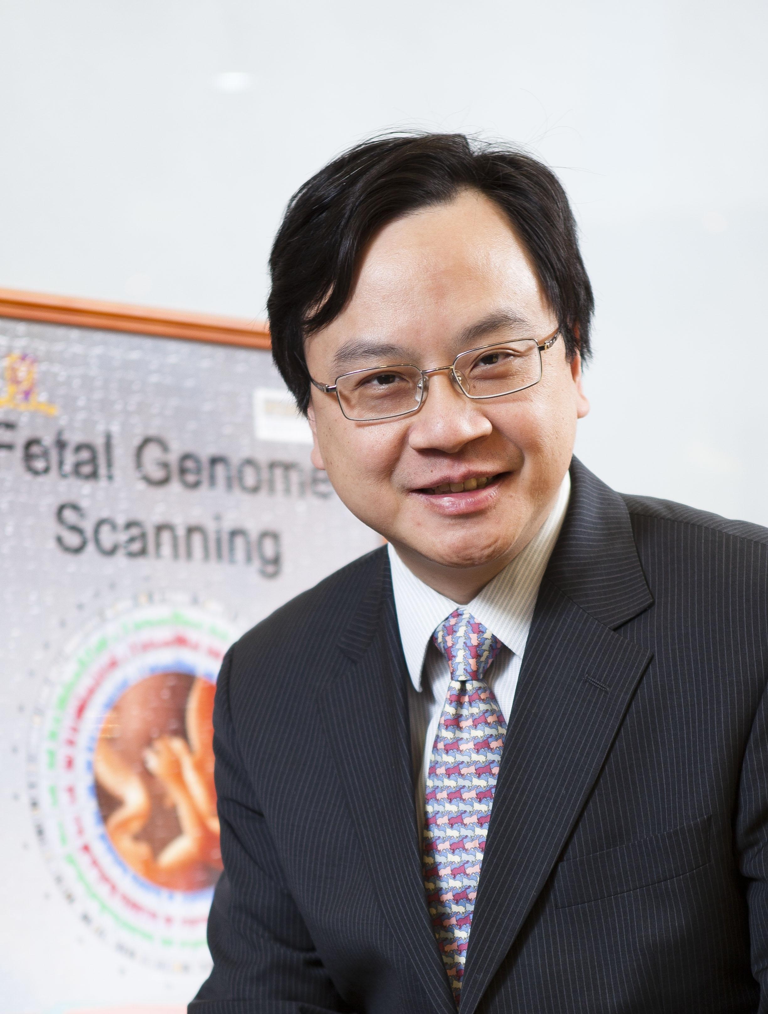 Prof. Lo Yuk Ming, Dennis