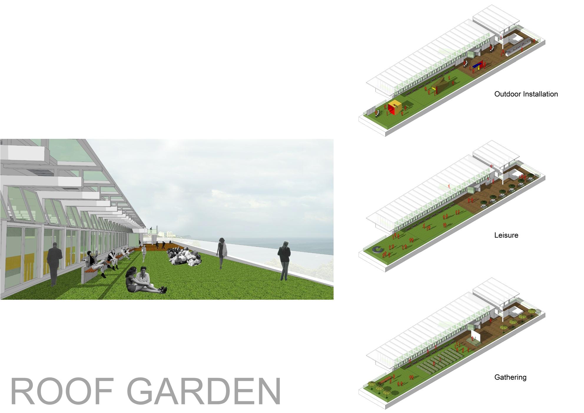 新建築學院專用大樓設計圖