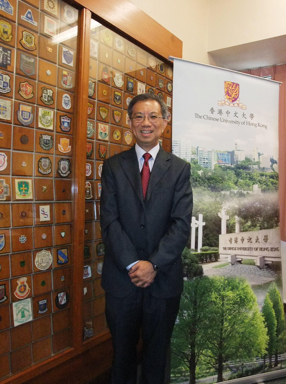 中大教育學院院長梁湘明教授