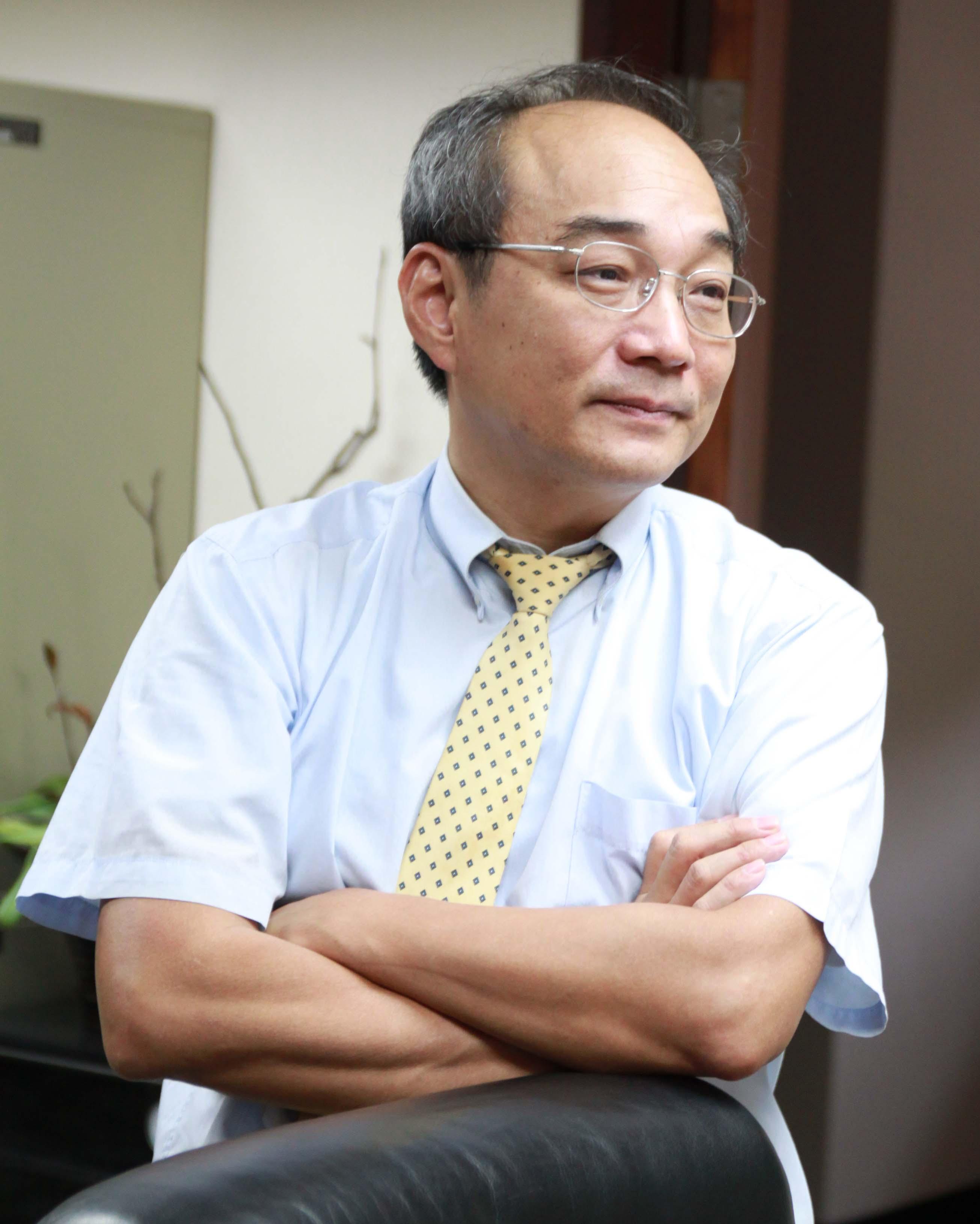 王泛森教授