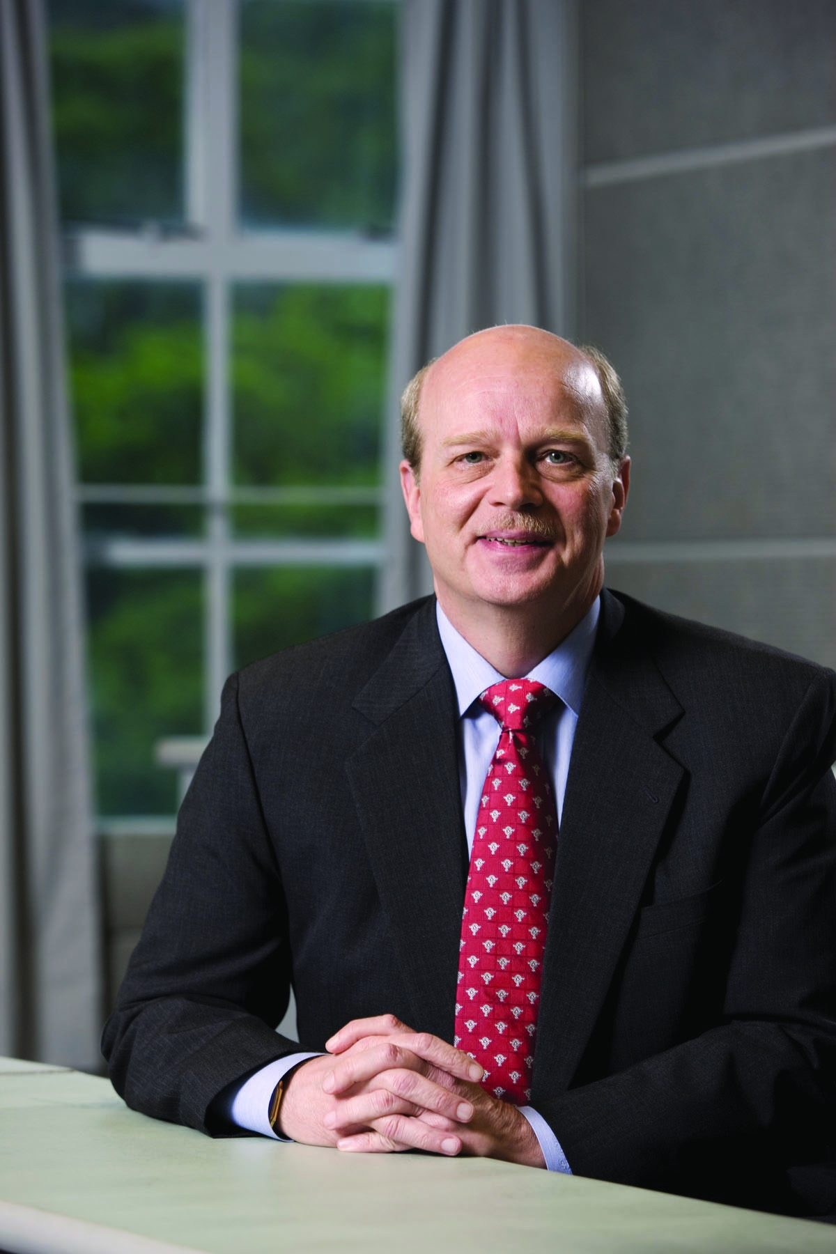 Prof. Michael J. Ferguson, Associate Dean of CUHK Business School and Director of MBA Program
