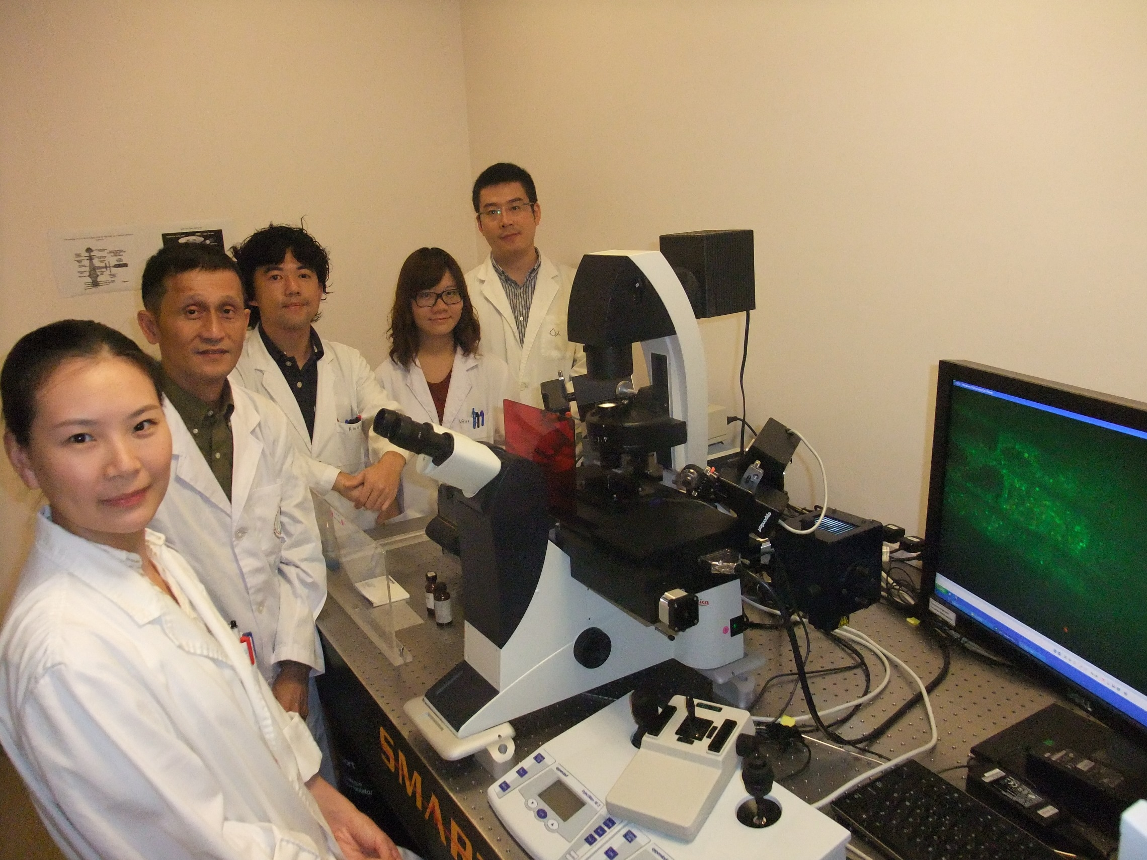 Prof. Jiang Liwen and his research team have achieved many breakthroughs in cell research over the past ten plus years.