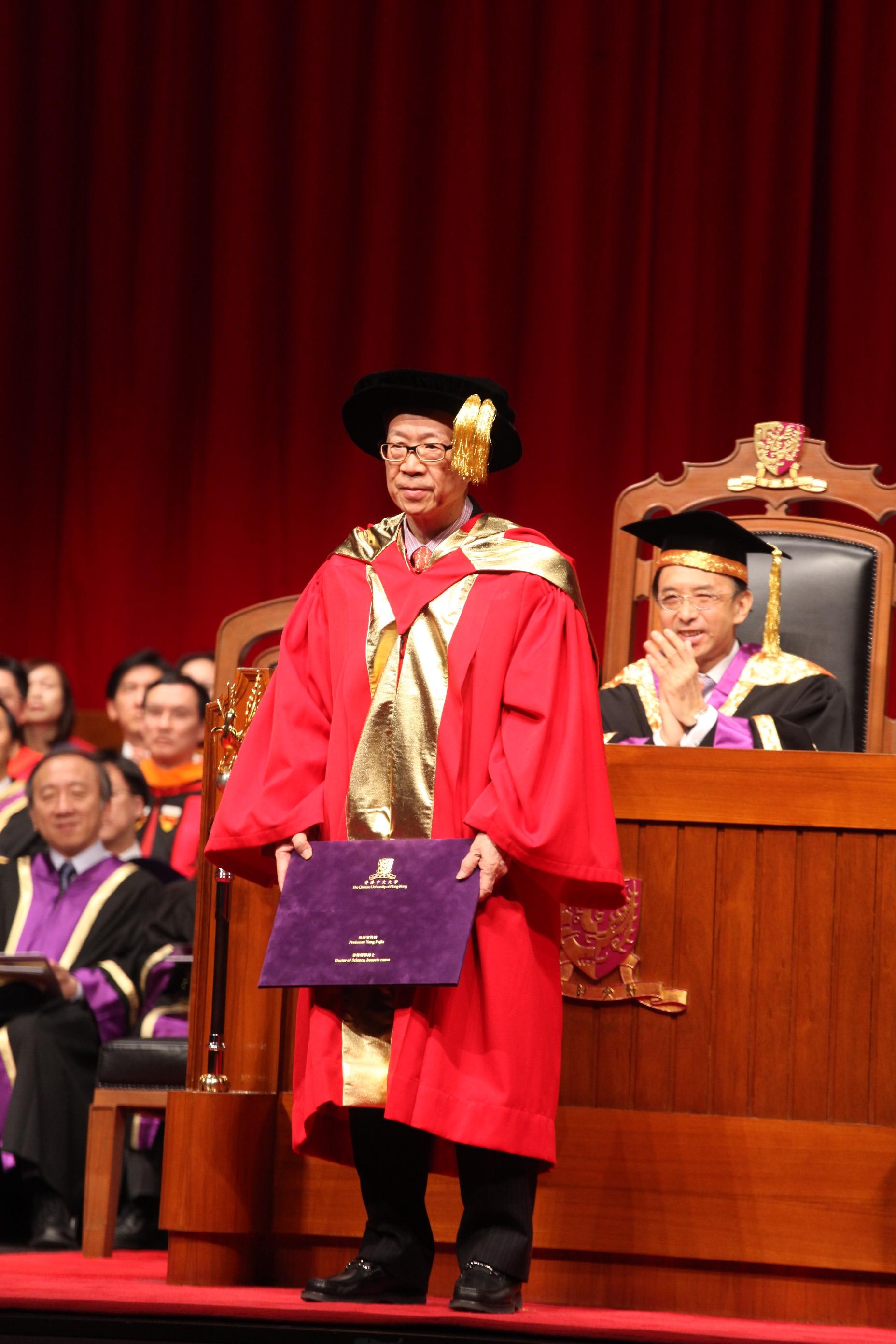 Prof. Yang Fujia