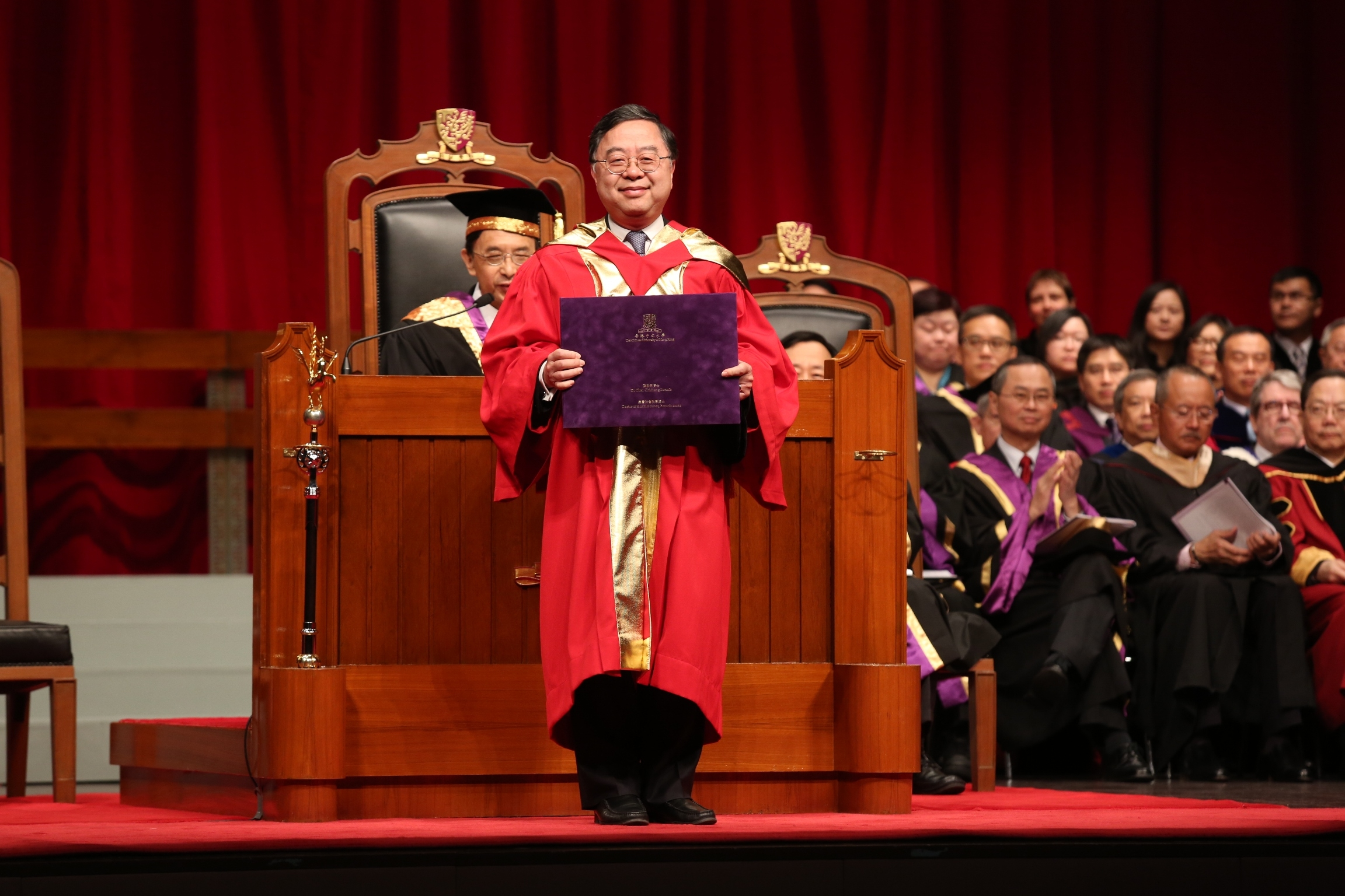 Dr. Ronnie Chan Chichung