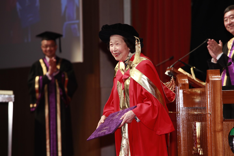 Dr. Katie Yang Leung Yin-fong