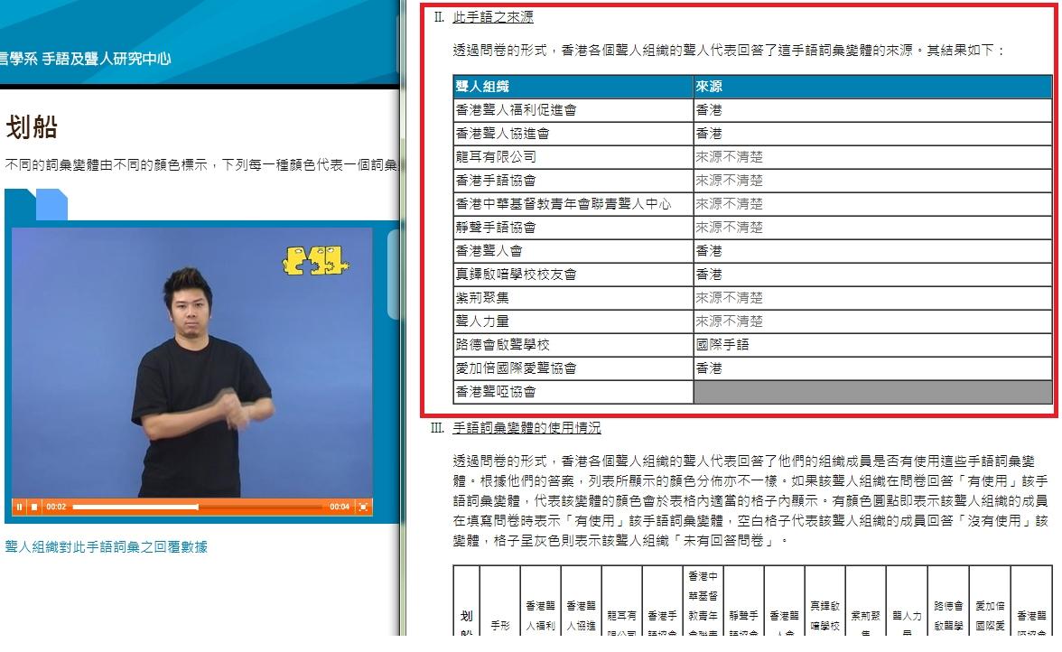 新增手語來源資料介面。