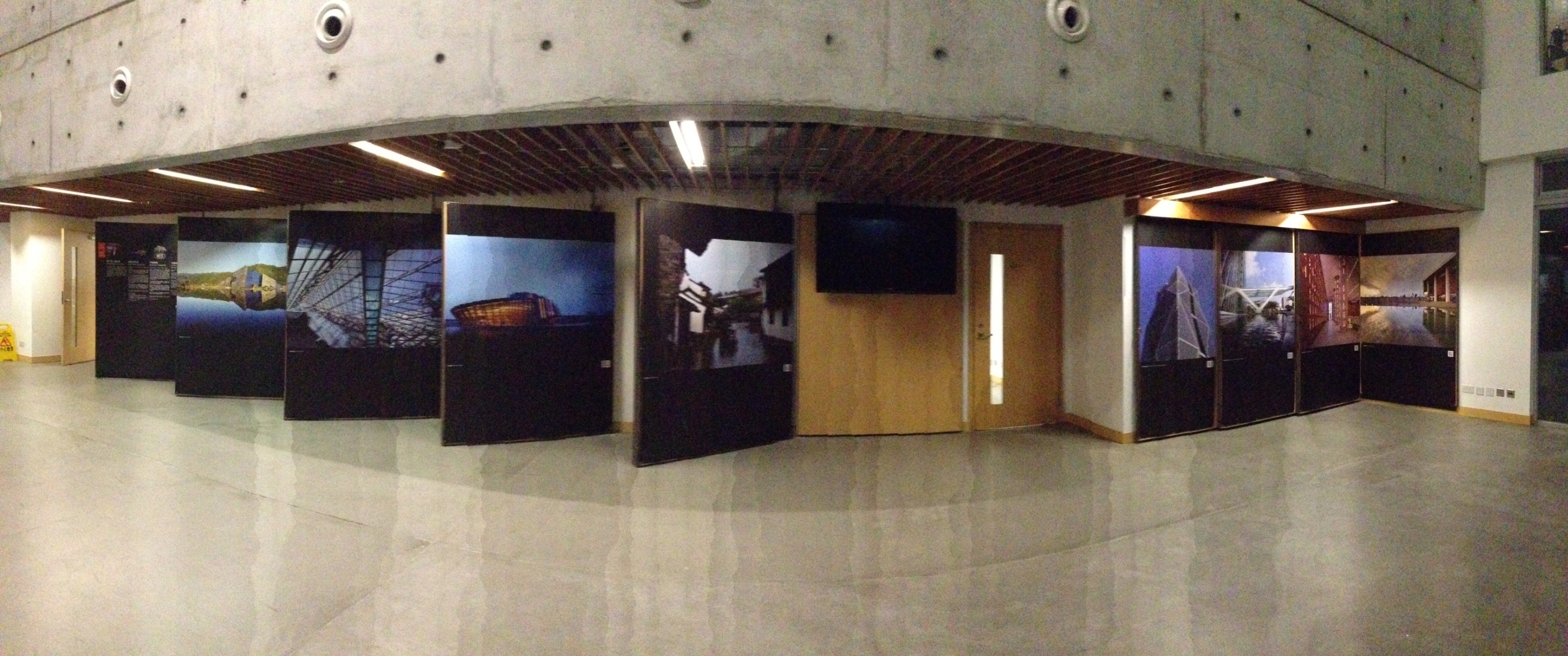 Exhibition of Kris Yao's Production