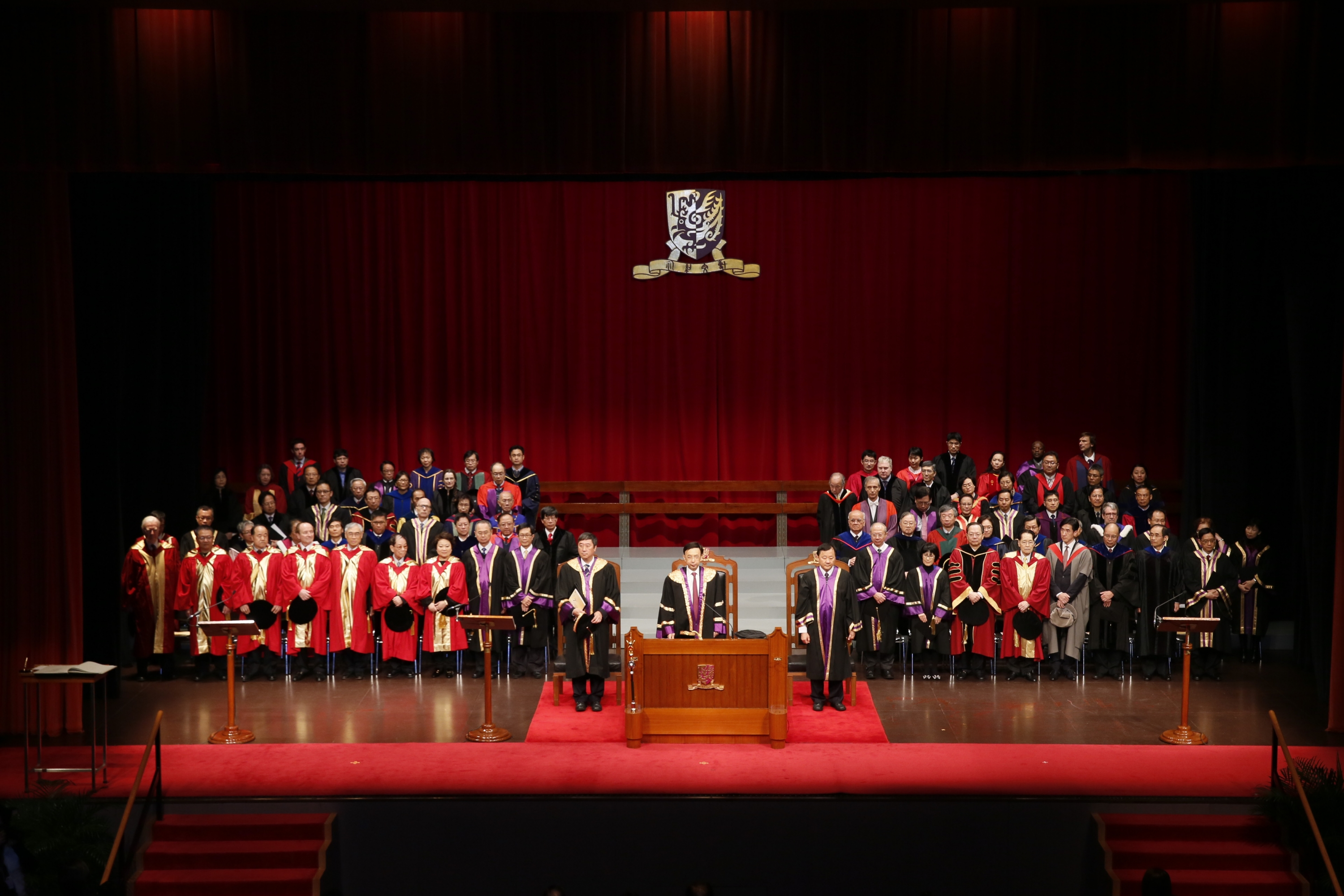 CUHK 77th Congregation for the Conferment of Degrees