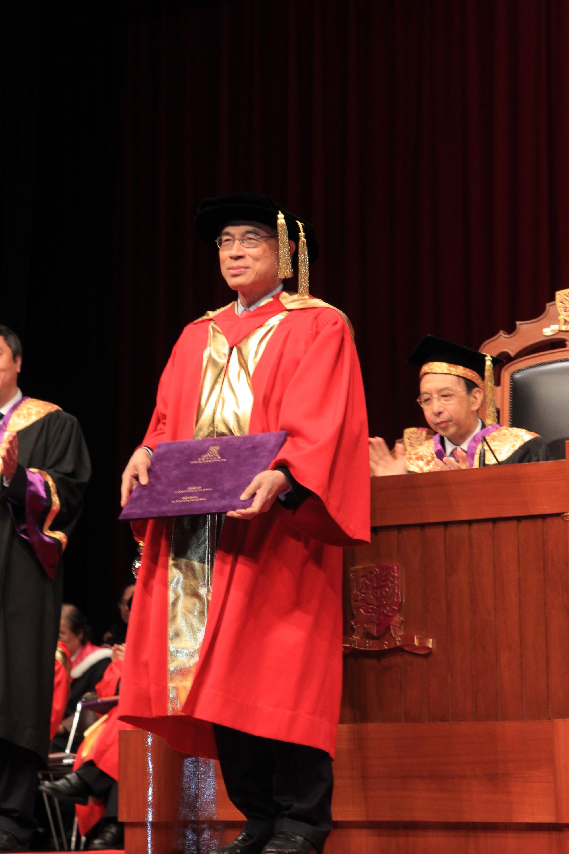 劉遵義教授