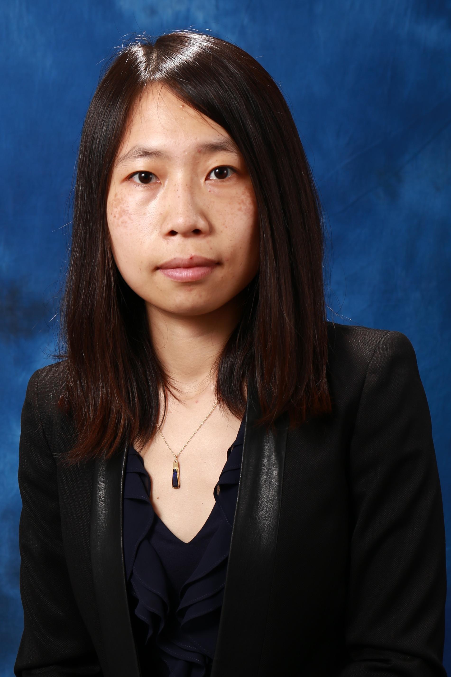 機械與自動化工程學系助理教授盧怡君教授