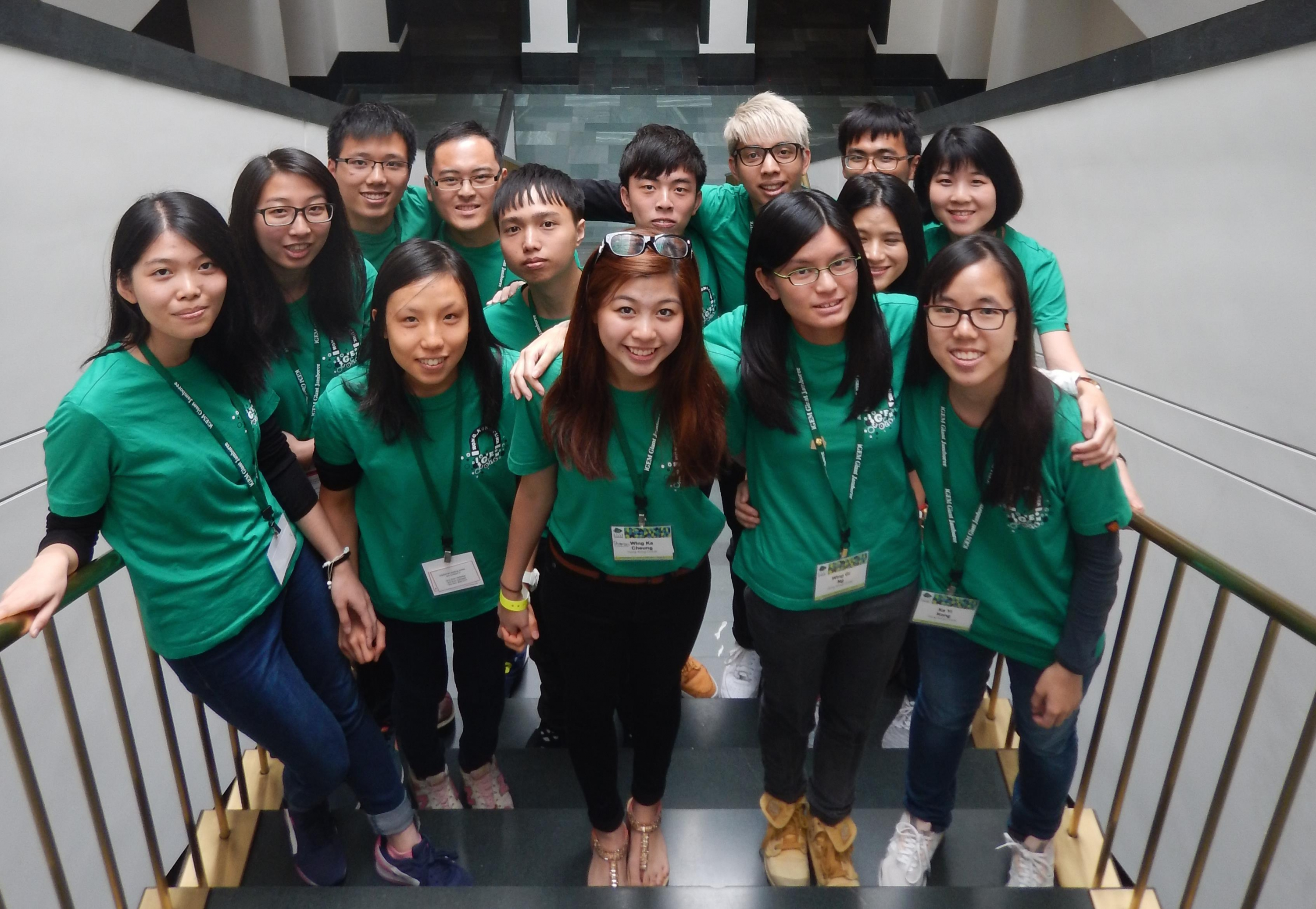 The CUHK team wins a gold medal at the International Genetic Engineered Machine (iGEM) finals.