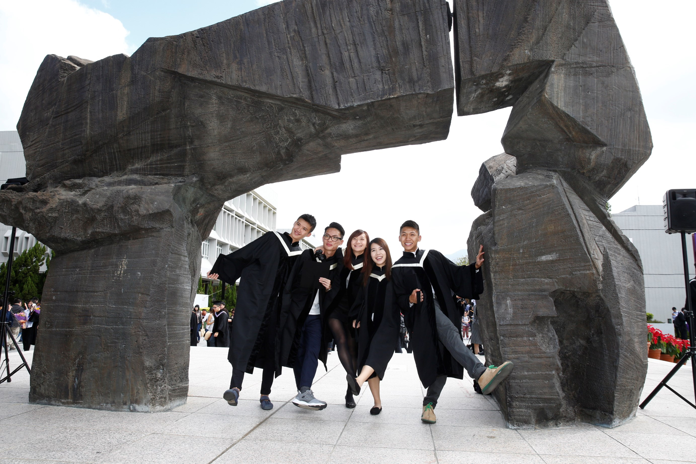 CUHK 78th Congregation for the Conferment of Degrees