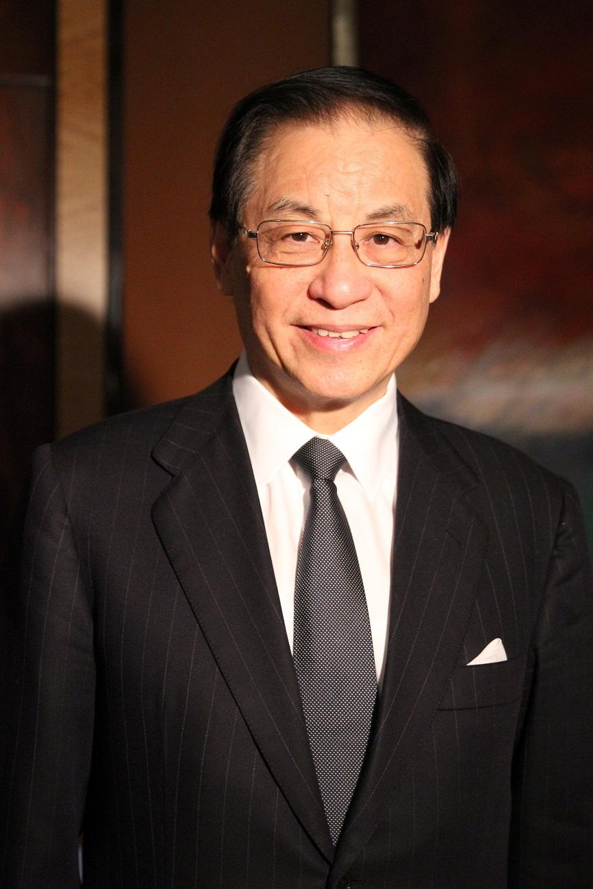 劉明康教授