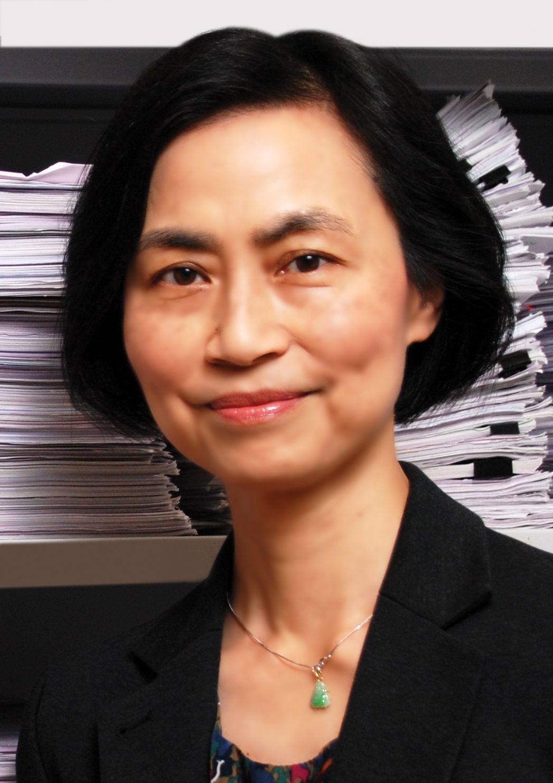 Prof. Wong Suk-ying