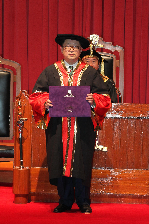 Dr. Li Kwok-tung, Donald