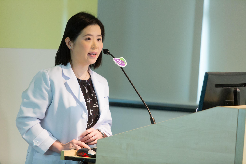 樊倩英医生提醒小中风或中风患者,应从改变生活习惯著手预防中风复发。