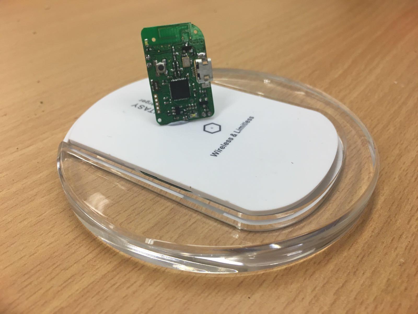 R-Guardian低电耗蓝芽晶片。