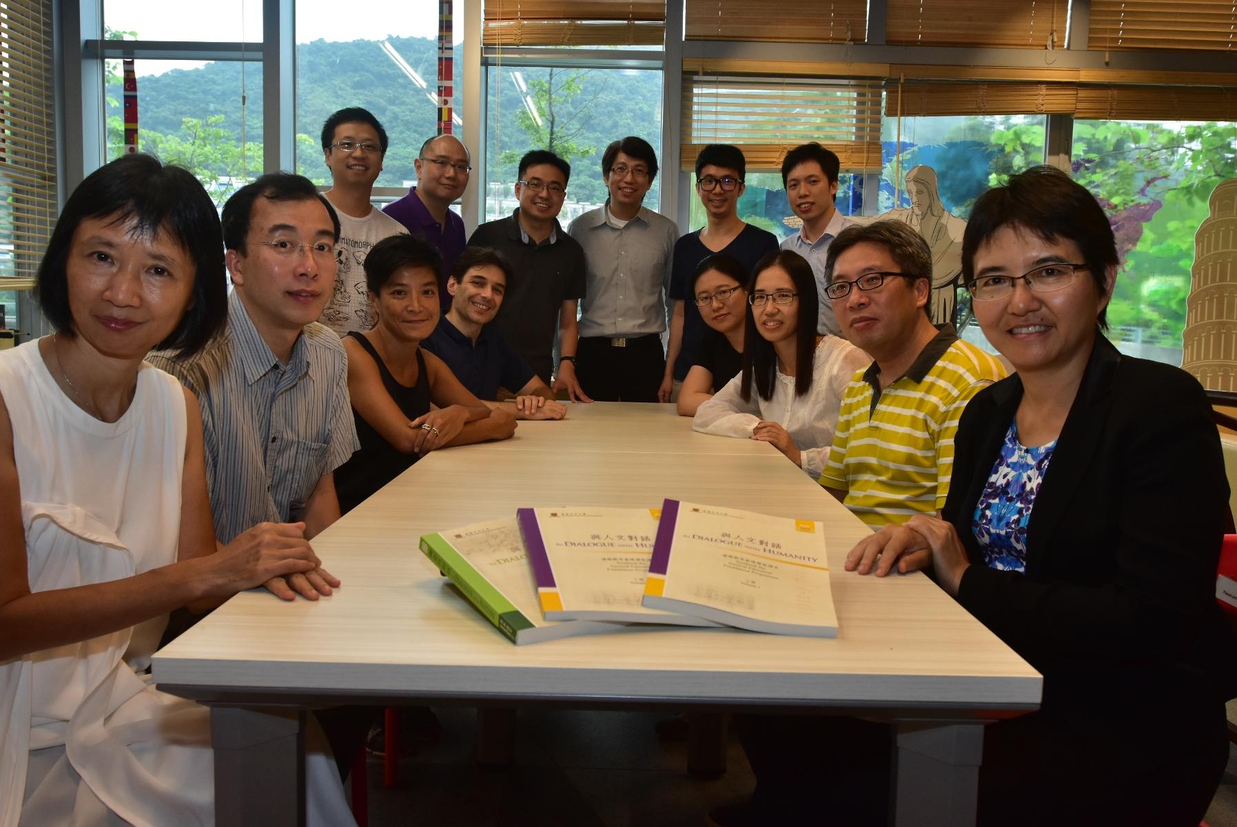 中大通識教育課程團隊