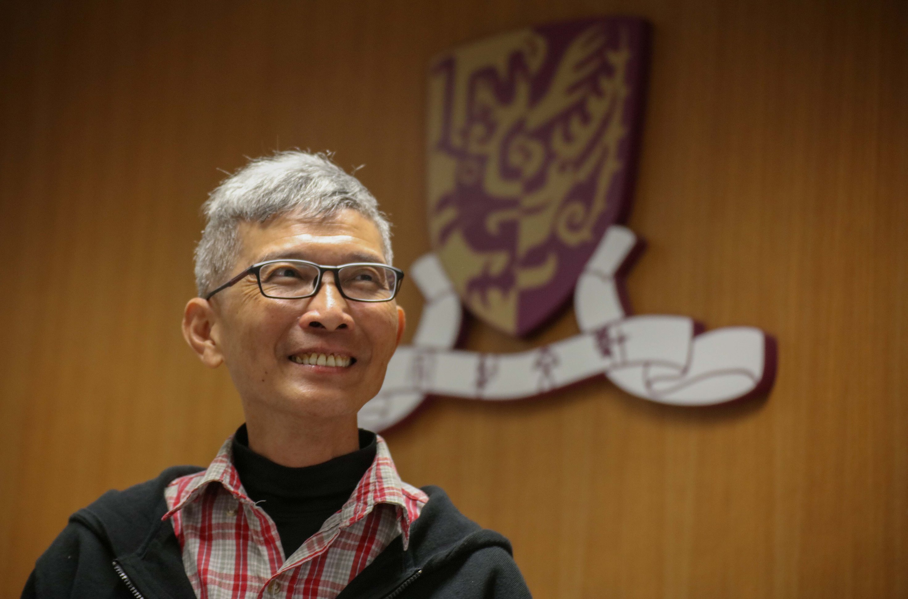 Nasopharyngeal cancer (NPC) patient Mr Tsui hopes that the new findings of the research team can help cancer patients select the most suitable treatments in future.