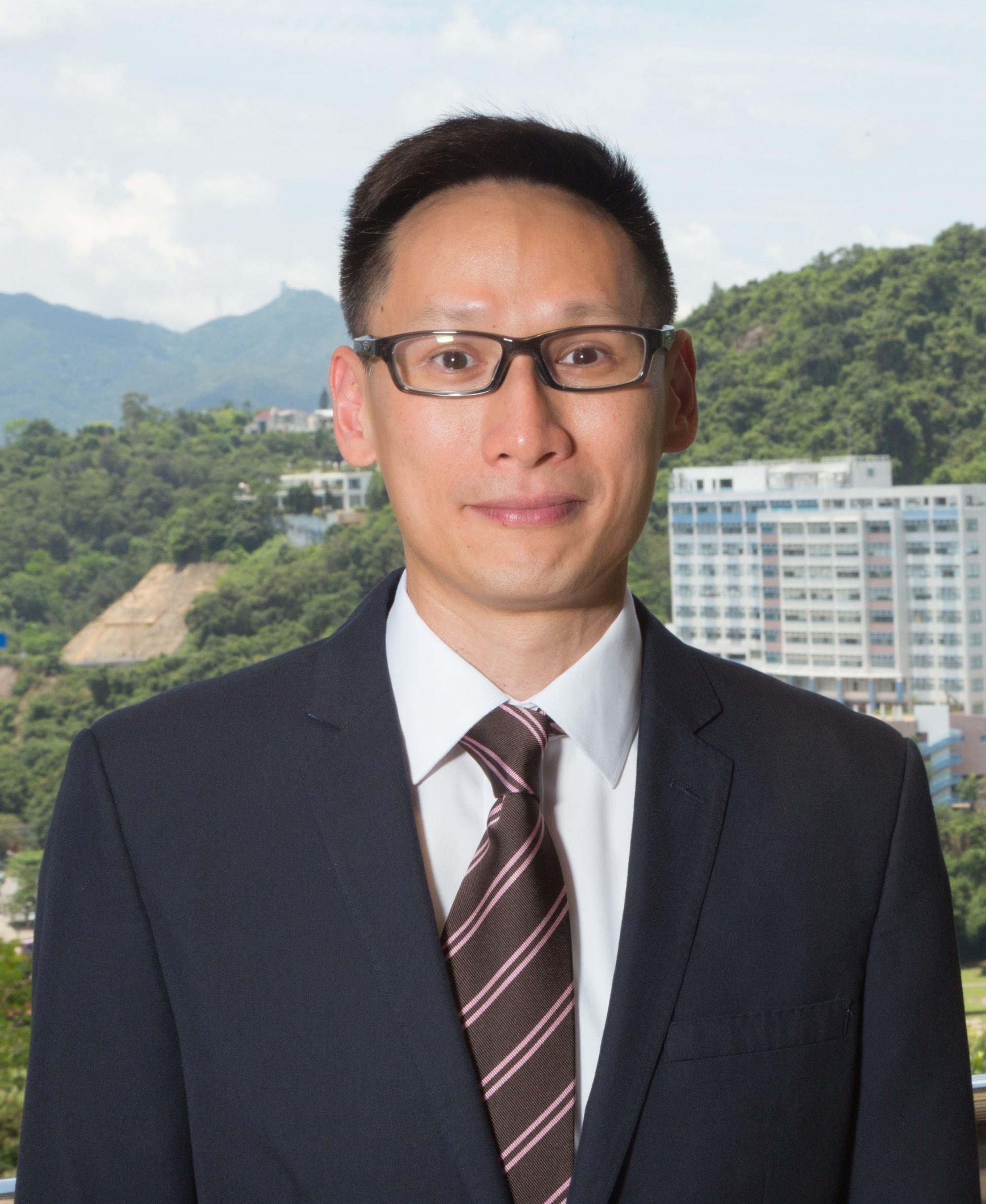 陳浩然教授