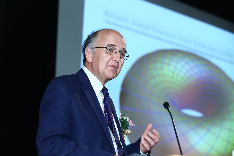 Prof. János Kollár