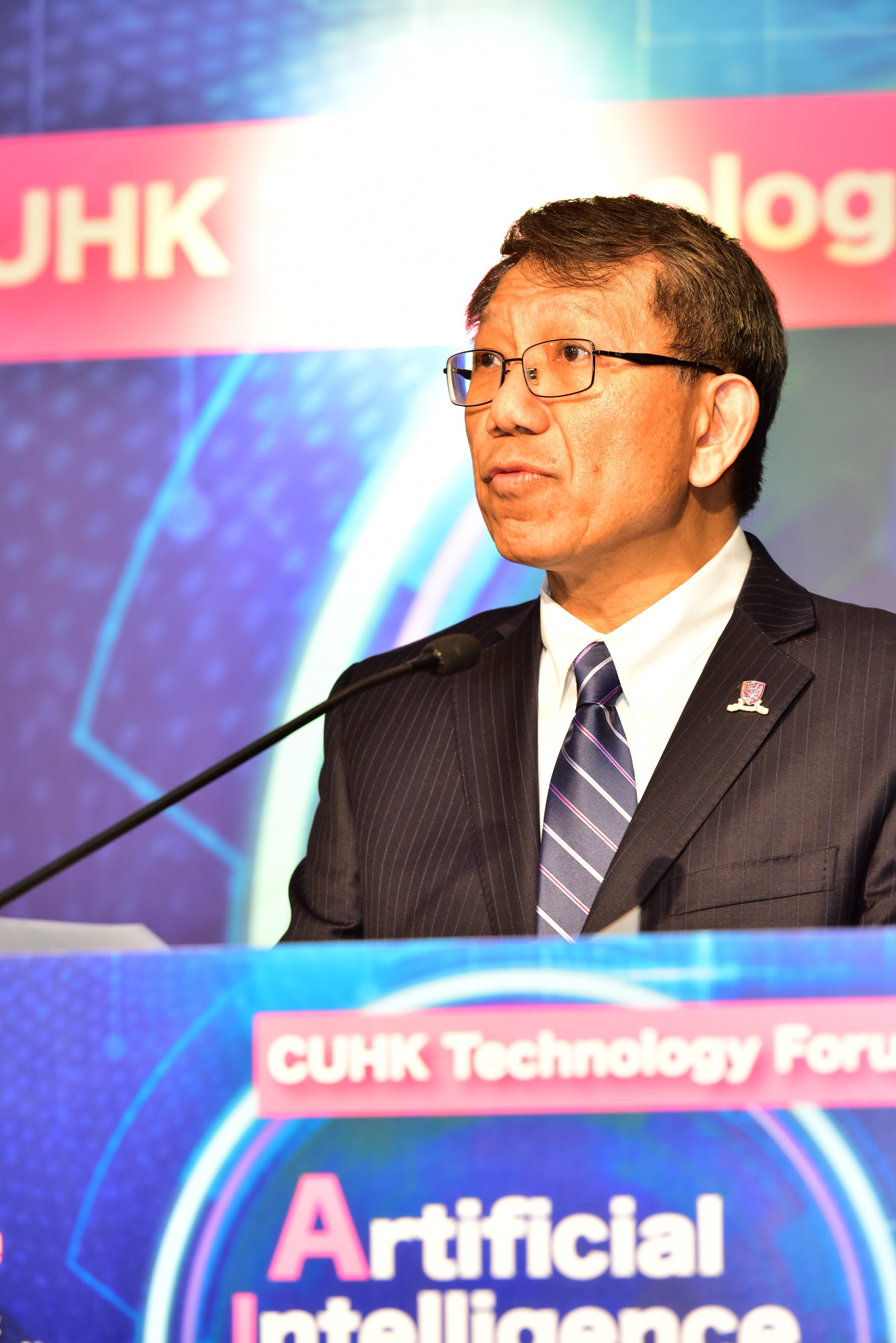 Prof. Rocky S. TUAN, Vice-Chancellor and President of CUHK