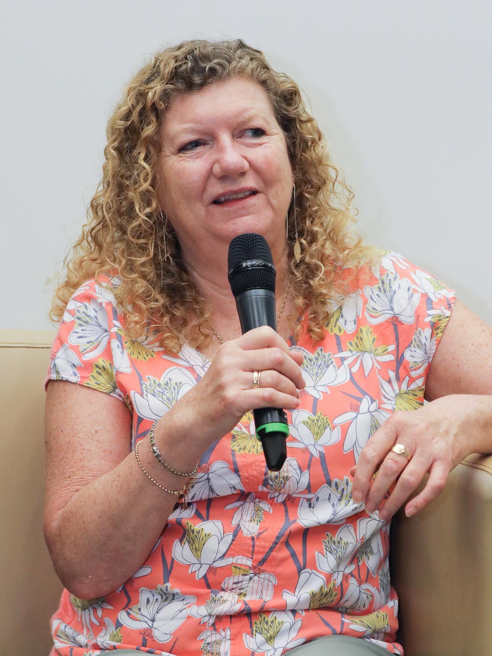 Ms Jo Ruxton, Producer of A Plastic Ocean