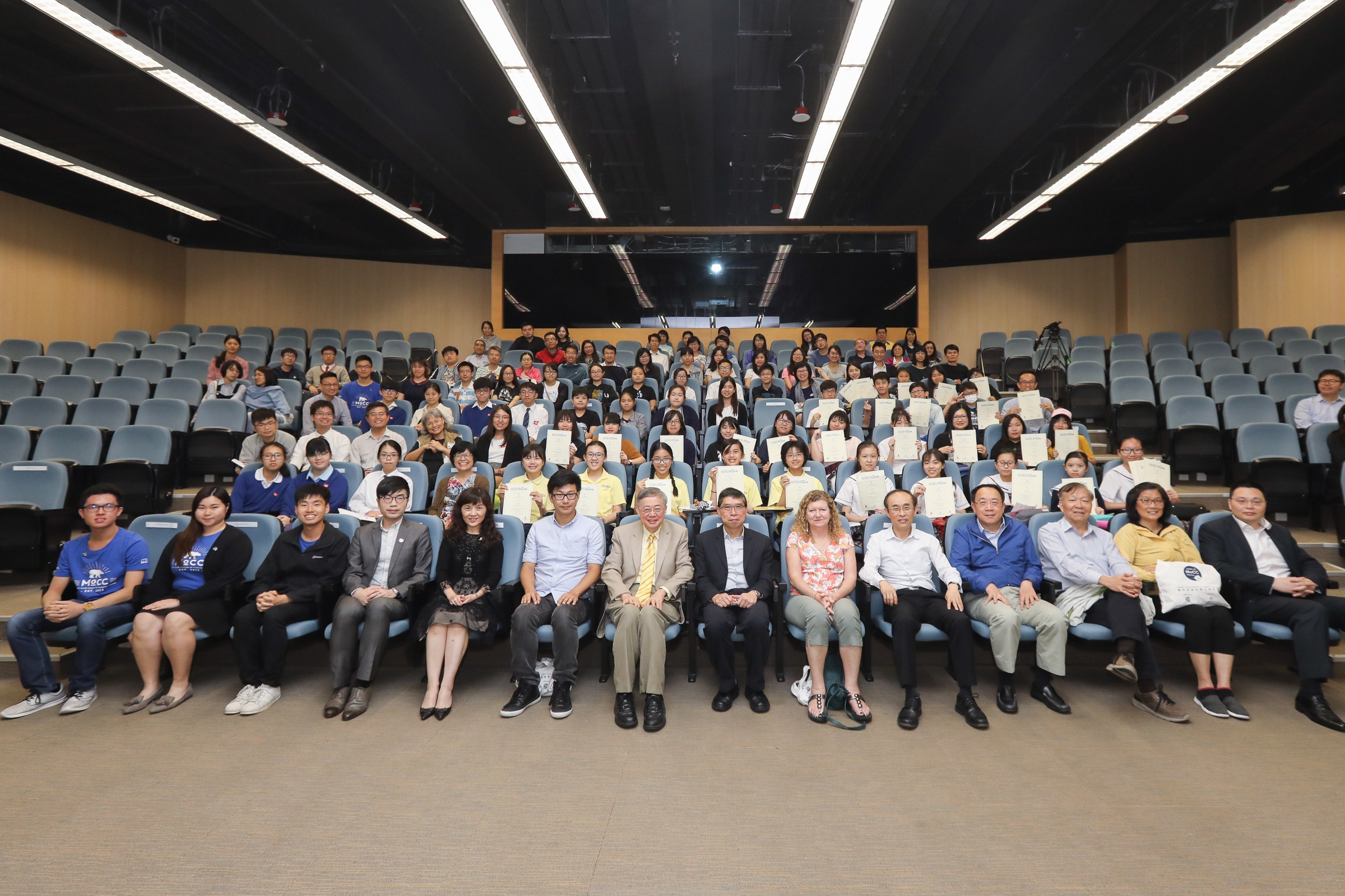 The event attracted nearly 200 participants, including faculty, staff, alumni, students and the general public.