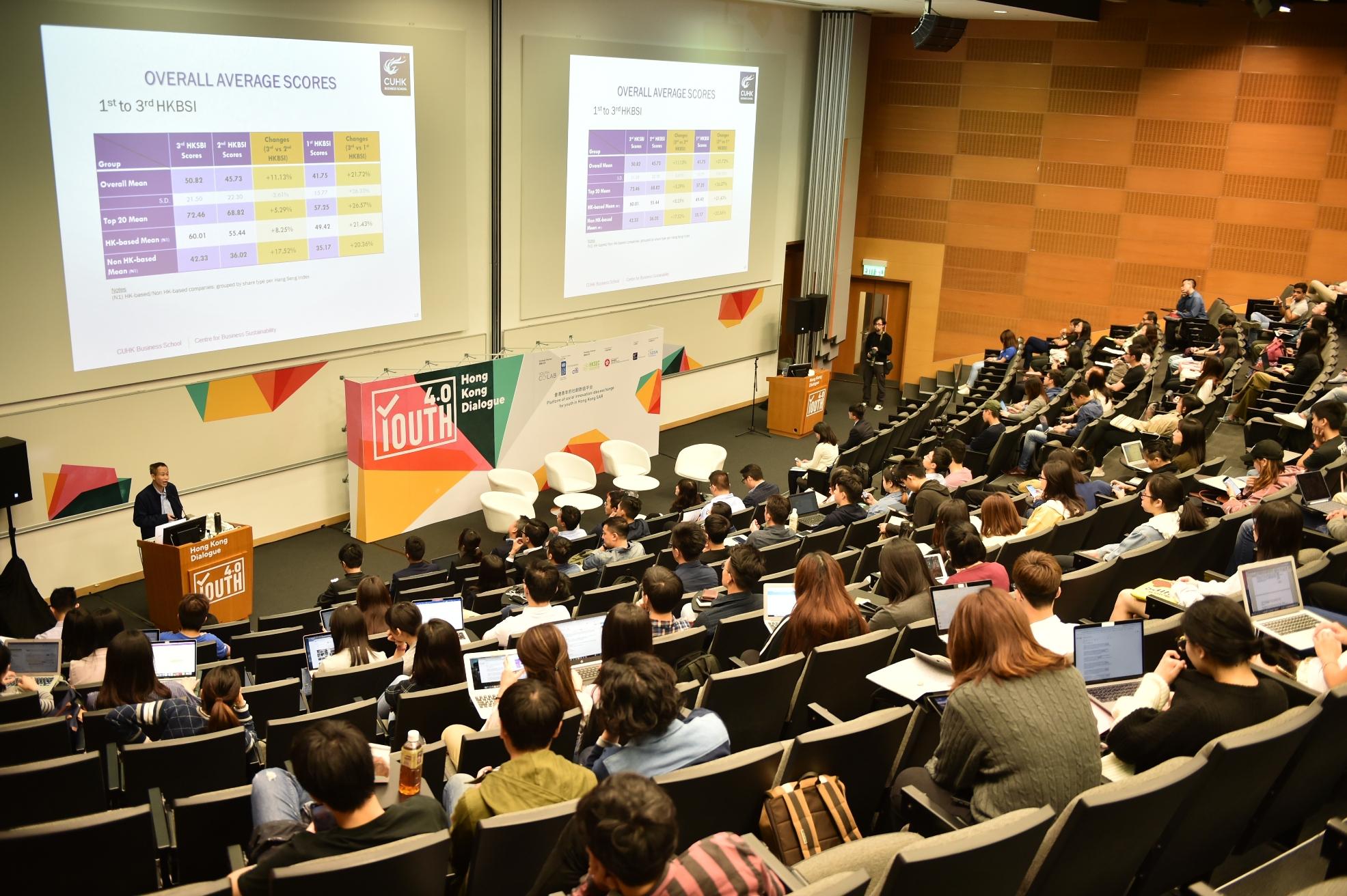 論壇吸引近200位參加者出席。