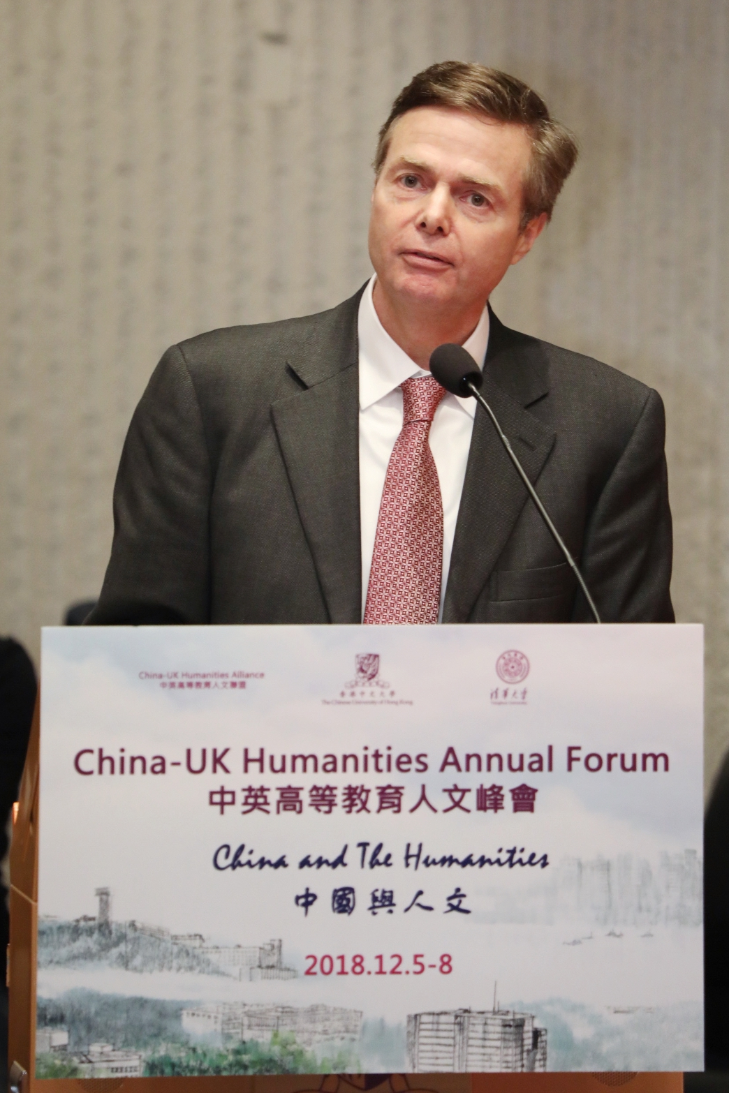 Mr. Jeff STREETER, Director, British Council, Hong Kong