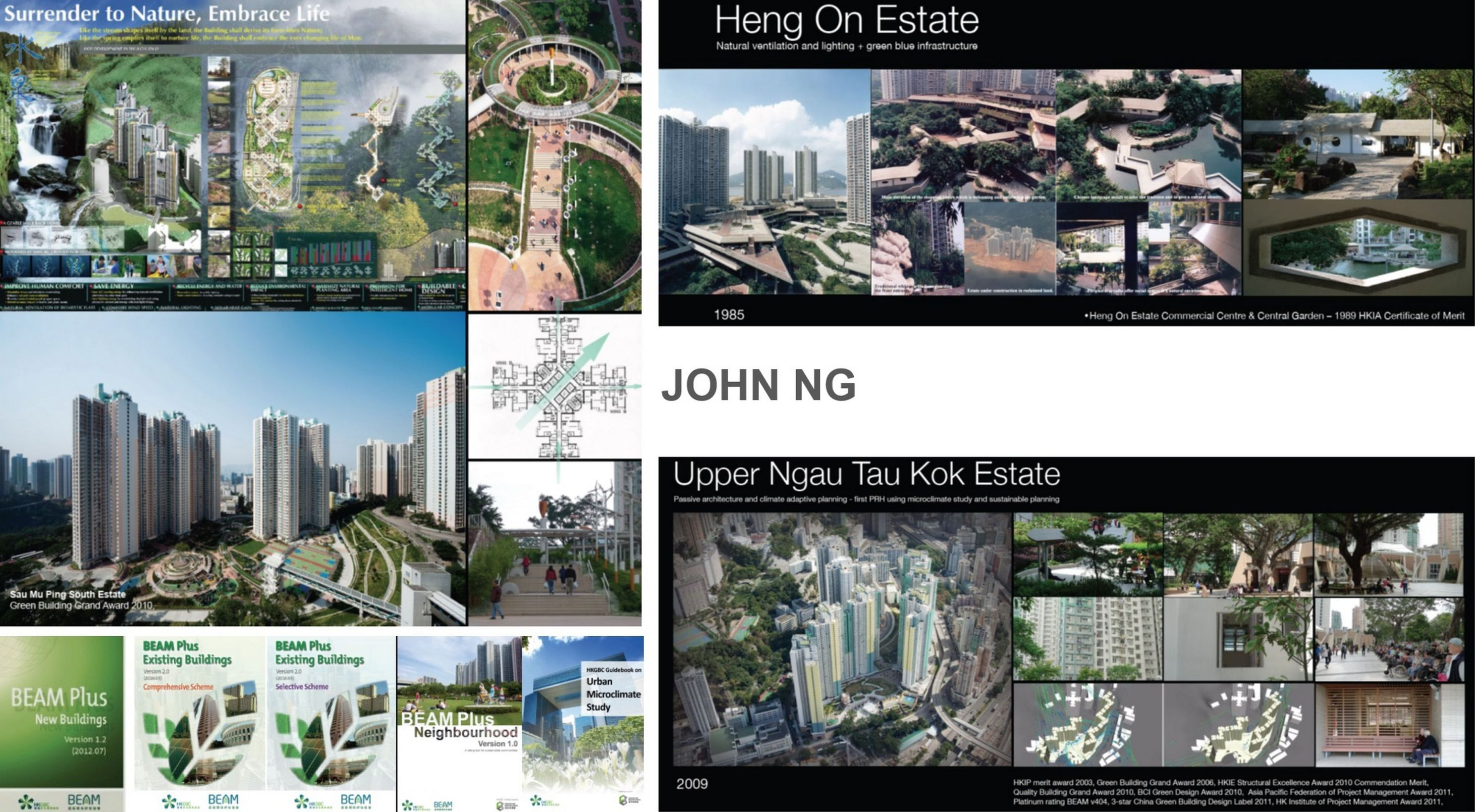 Projects by Mr. John Ng