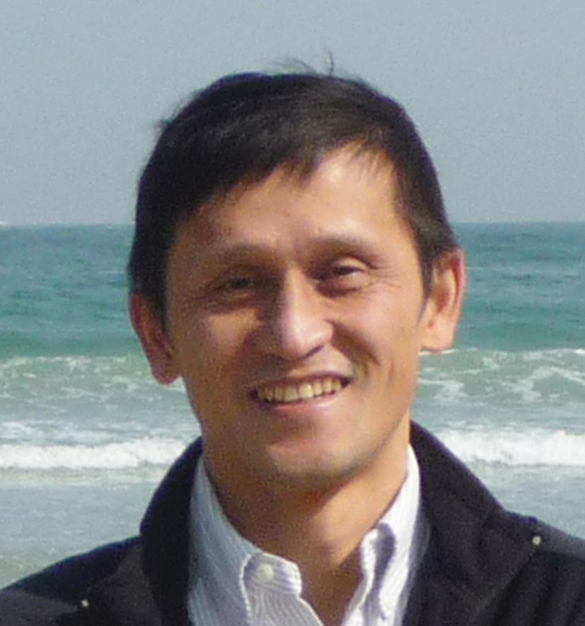 姜里文教授