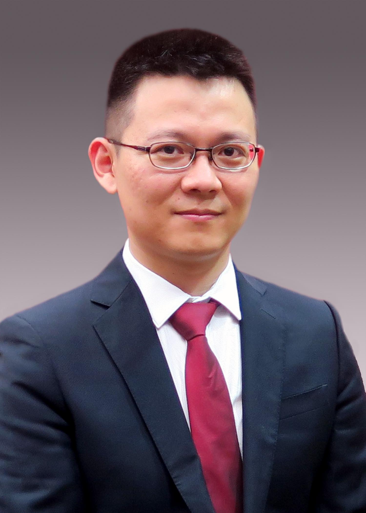 Prof. ZI Yunlong.