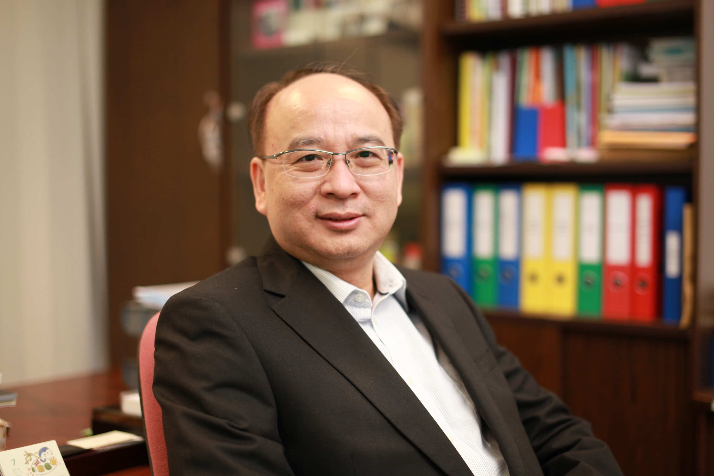 陳國康教授