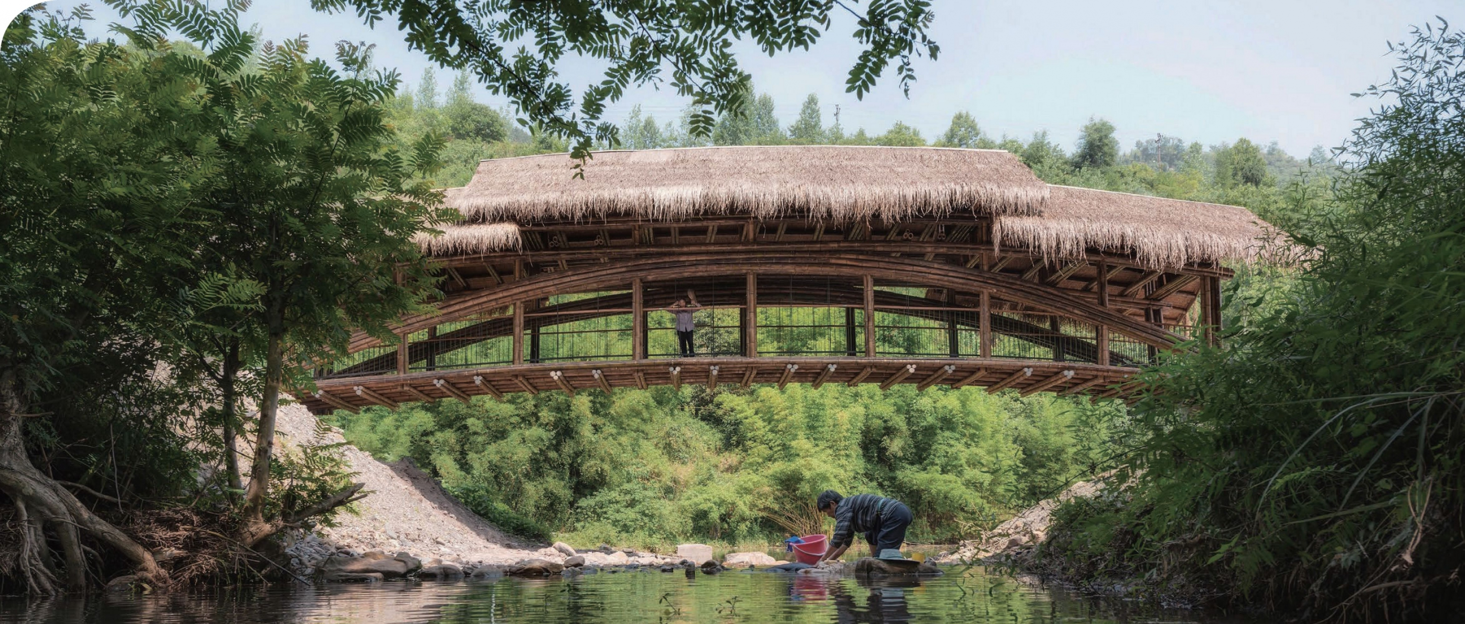 Modern Bamboo Structure Research Group, CUHK