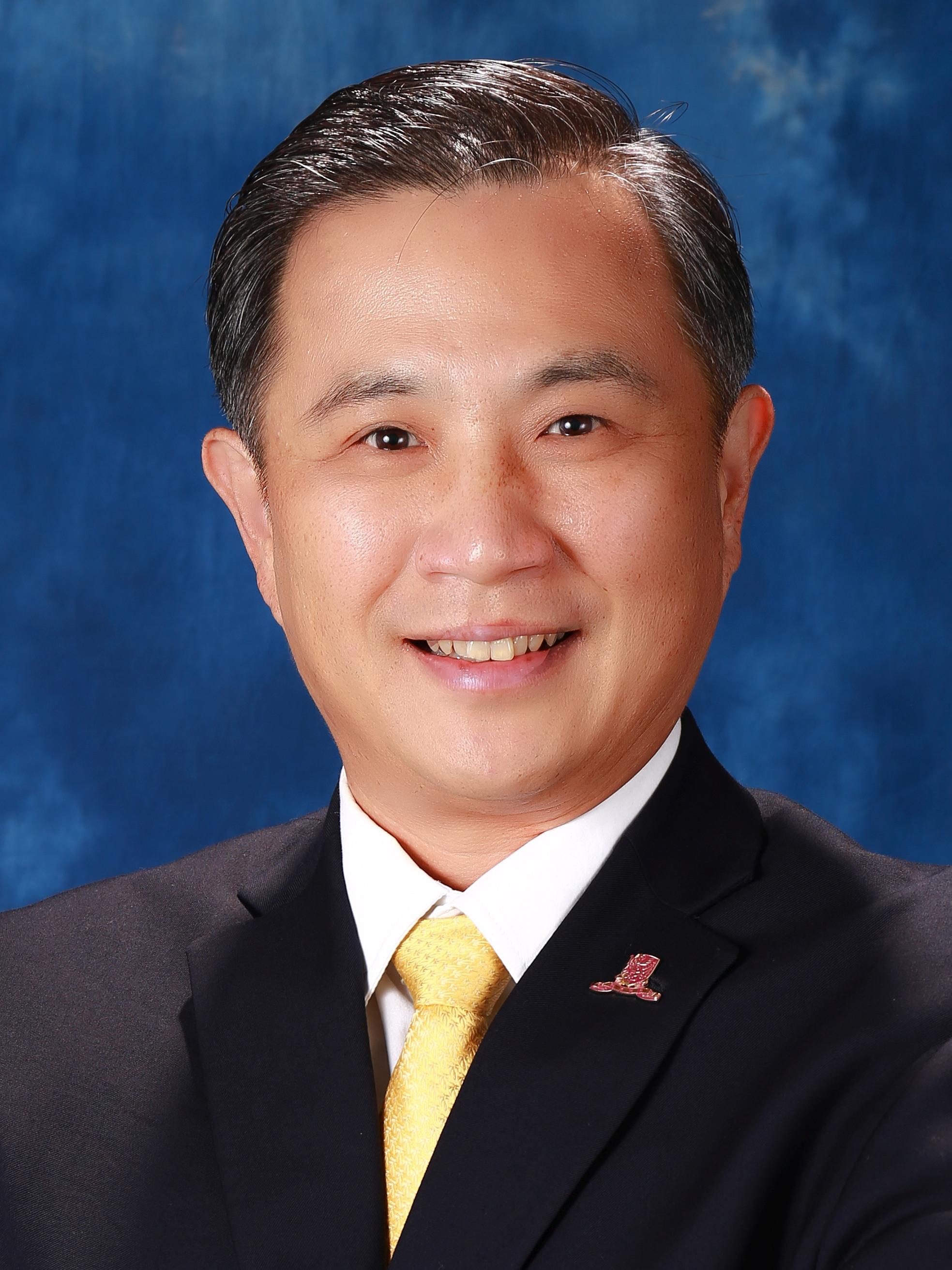 中大計算機科學與工程學系教授金國慶教授