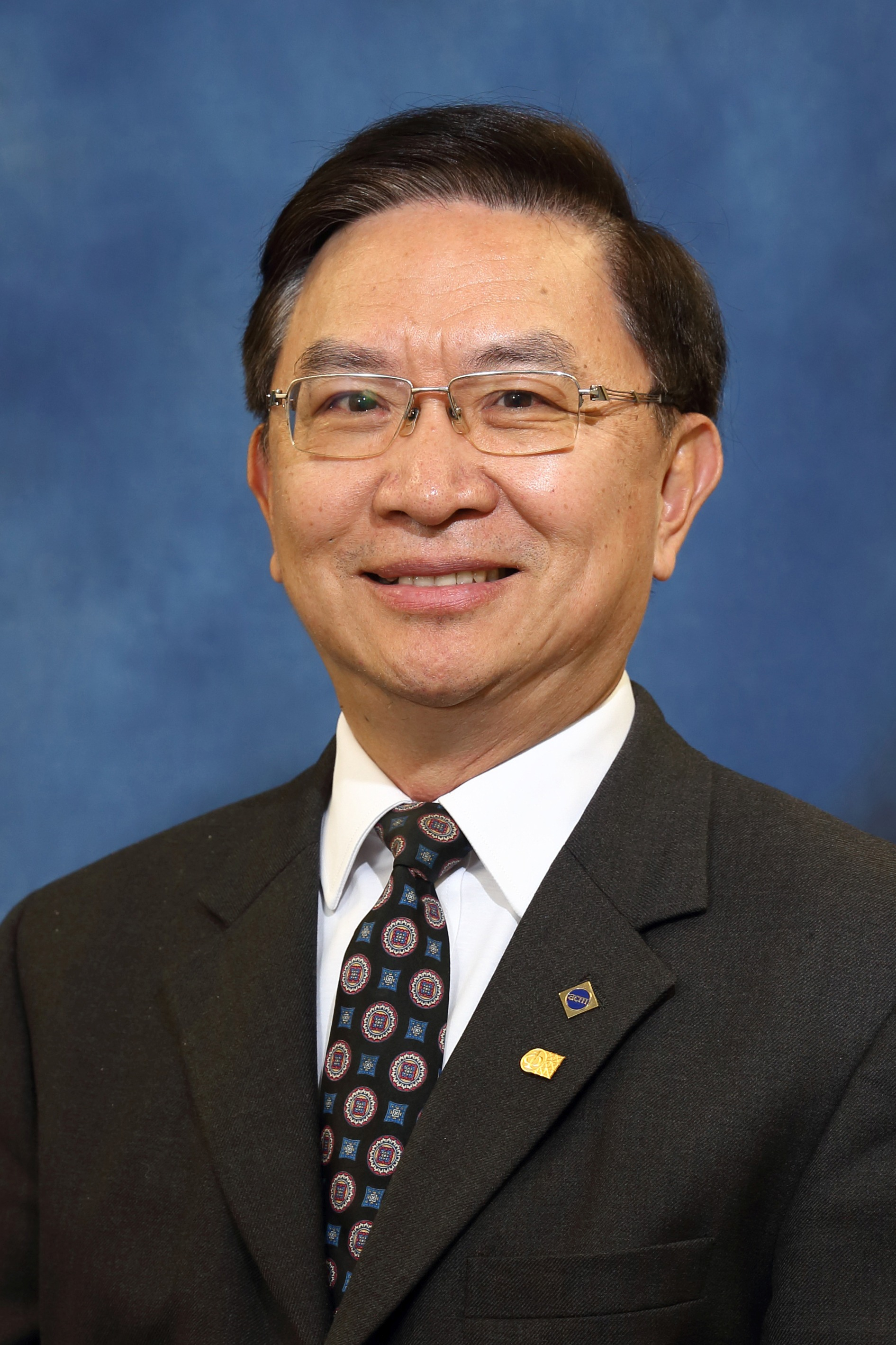 Professor Michael Rung Tsong LYU, Chairman, Department of Computer Science and Engineering, CUHK