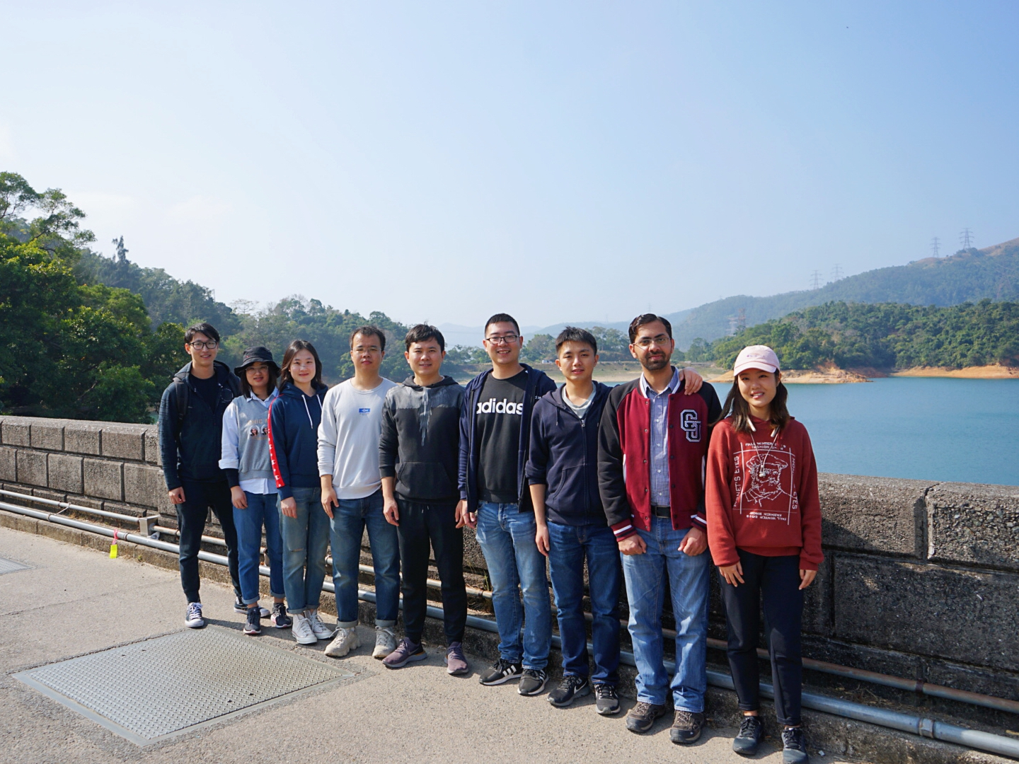 Prof. Wei Ren's research team.