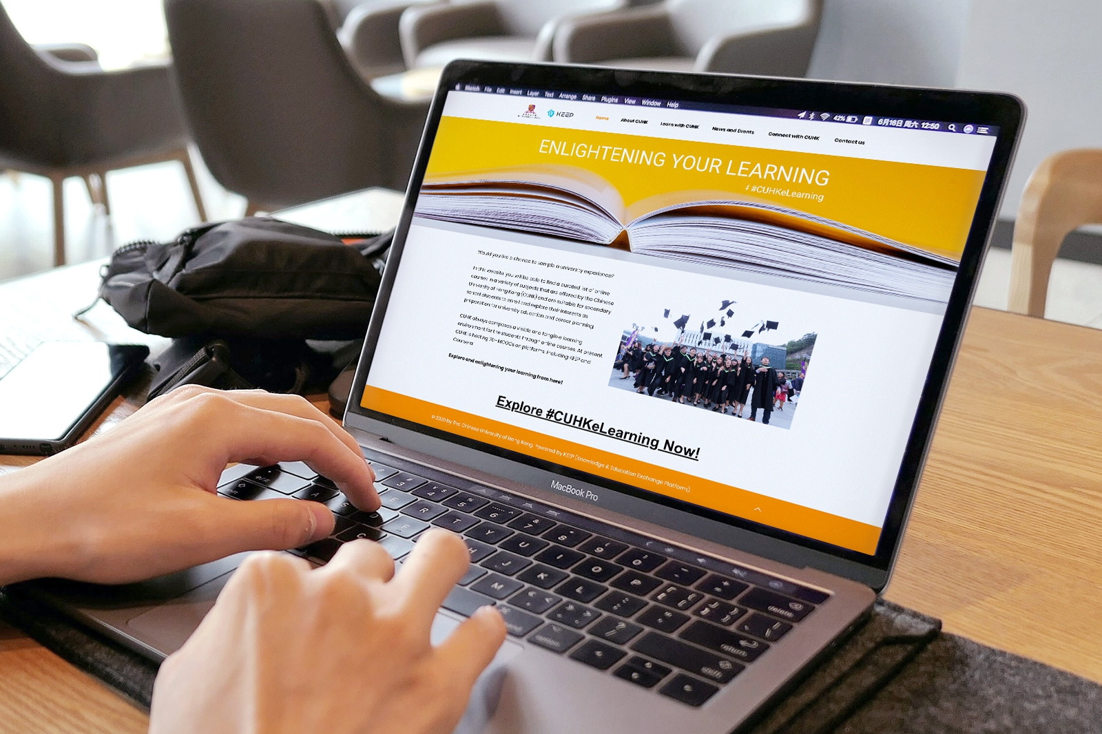 KEEP推出免费网上课程,涵盖STEM(科学、科技、工程及数学)及医学等不同学科。